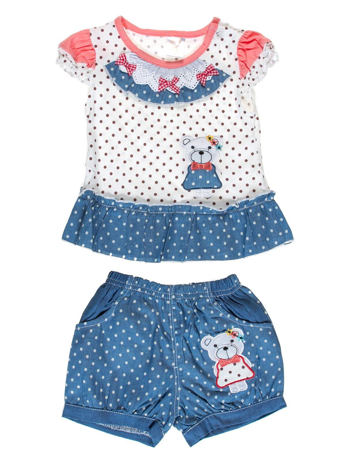 Комплект: блуза і шорти   2109869