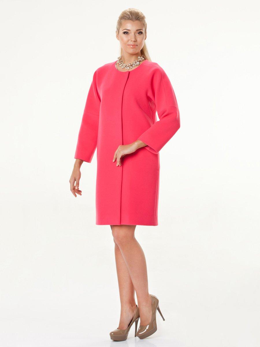 Пальто розовое | 2074798