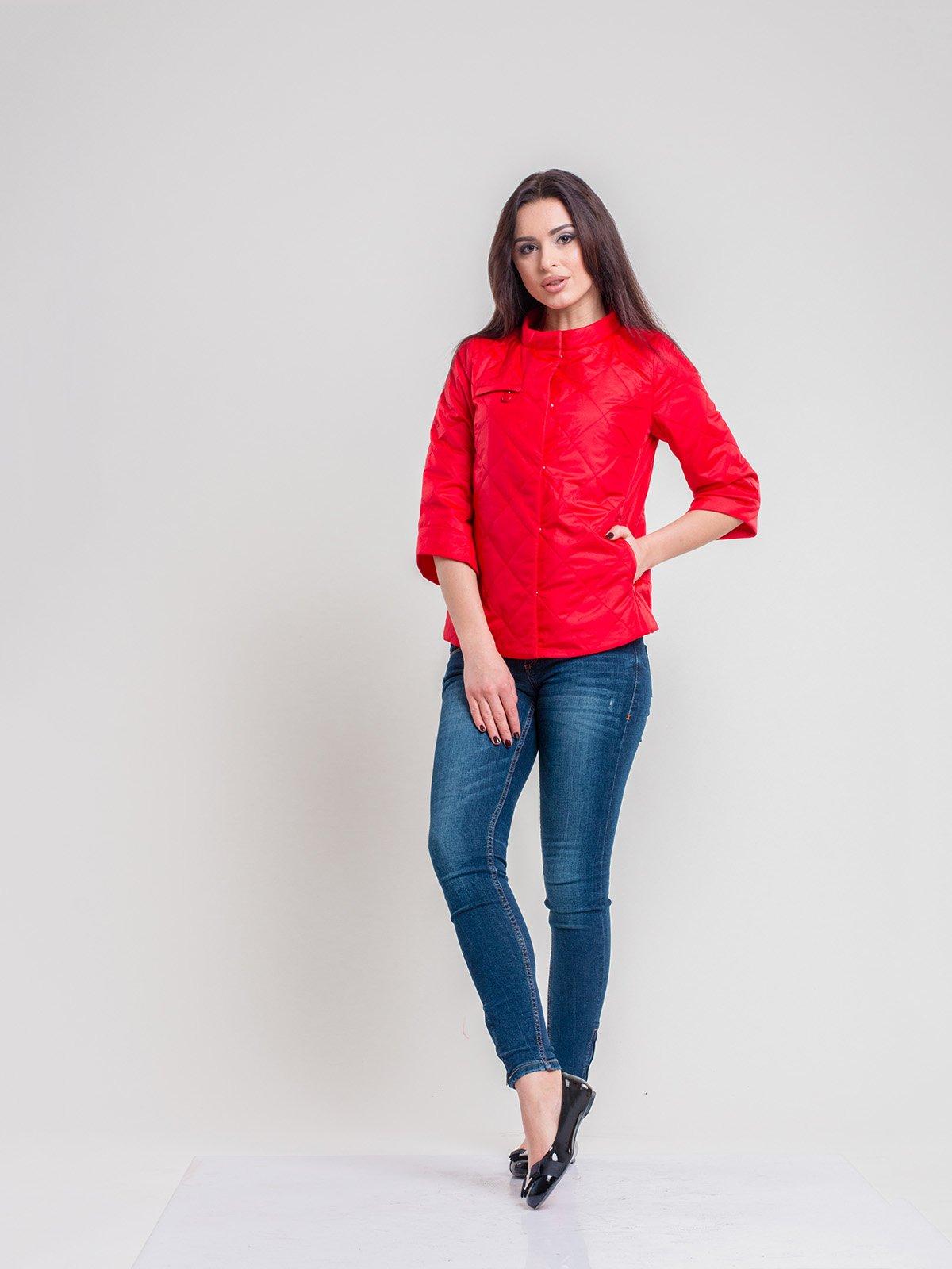 Куртка красная | 2116208