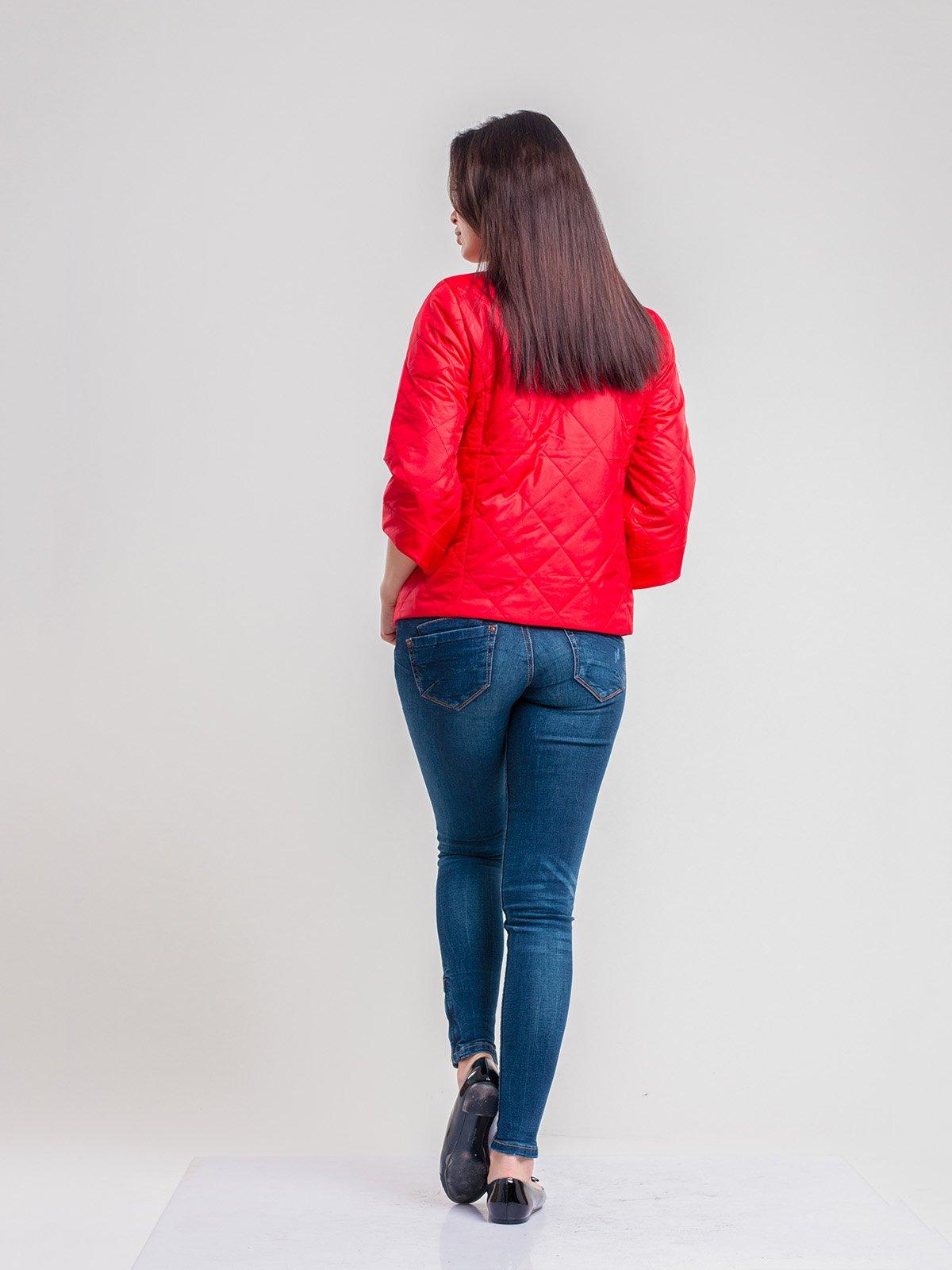 Куртка красная | 2116208 | фото 2