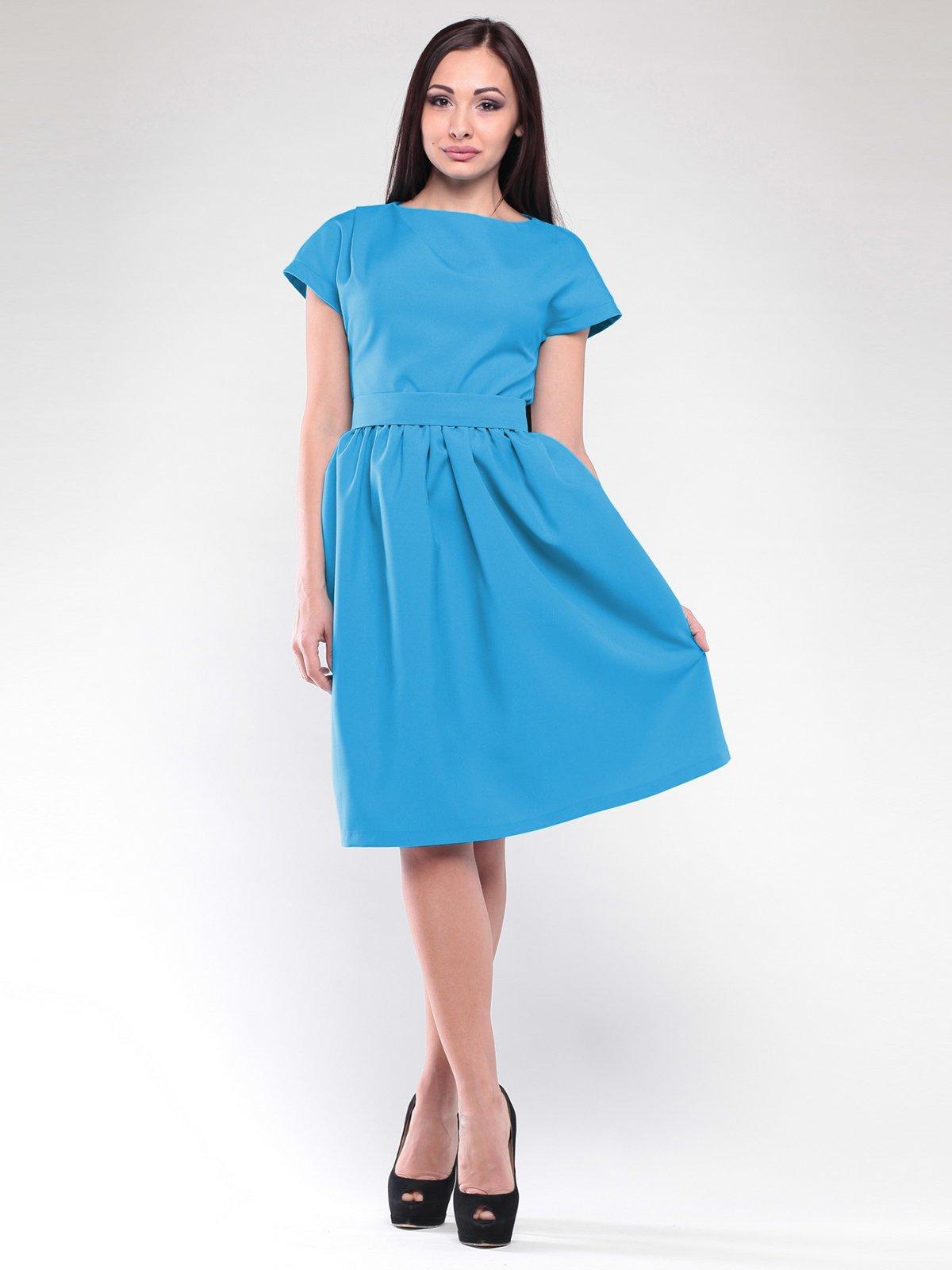 Сукня бірюзова | 2126200