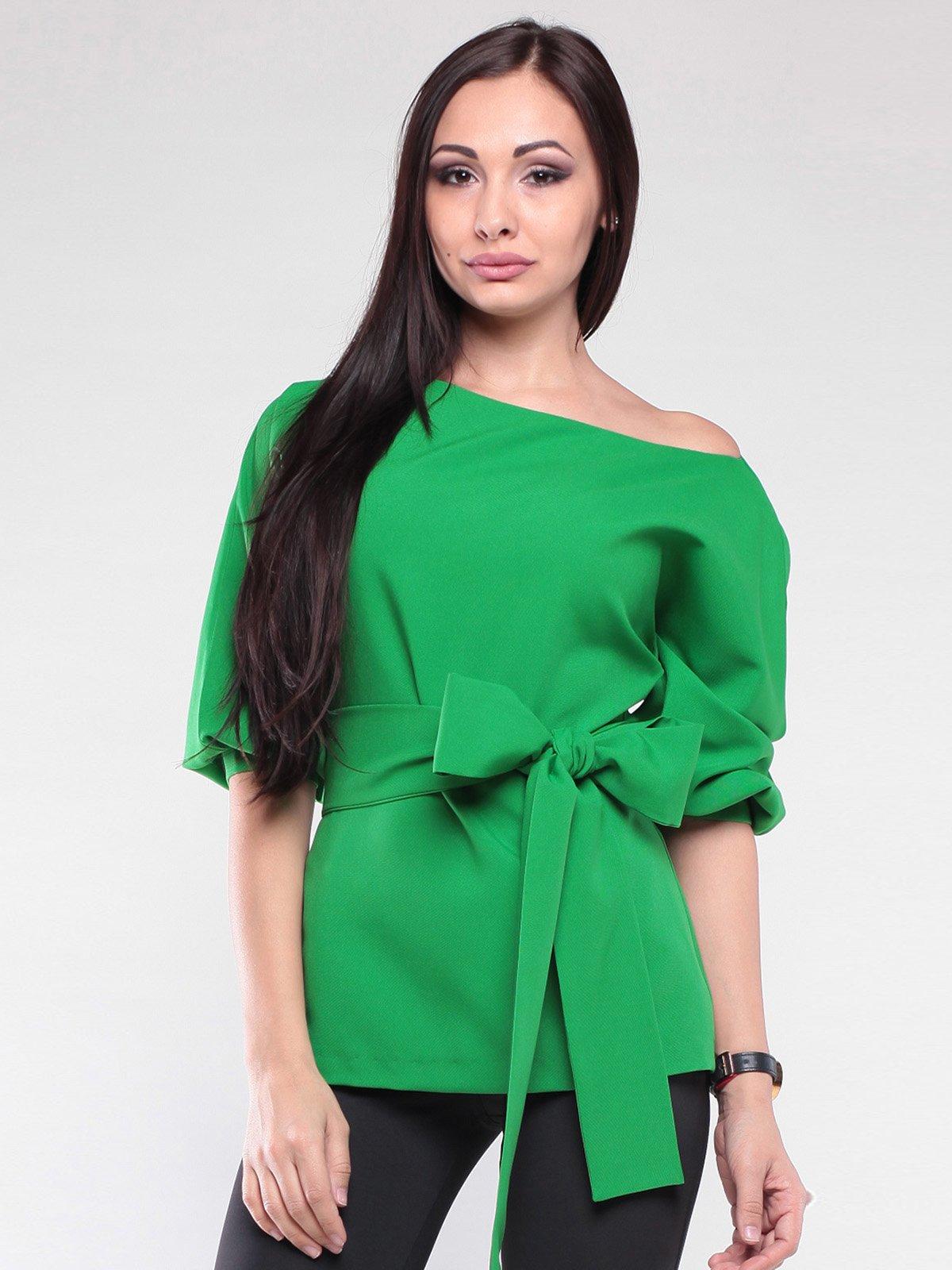 Блуза зеленая   2126509