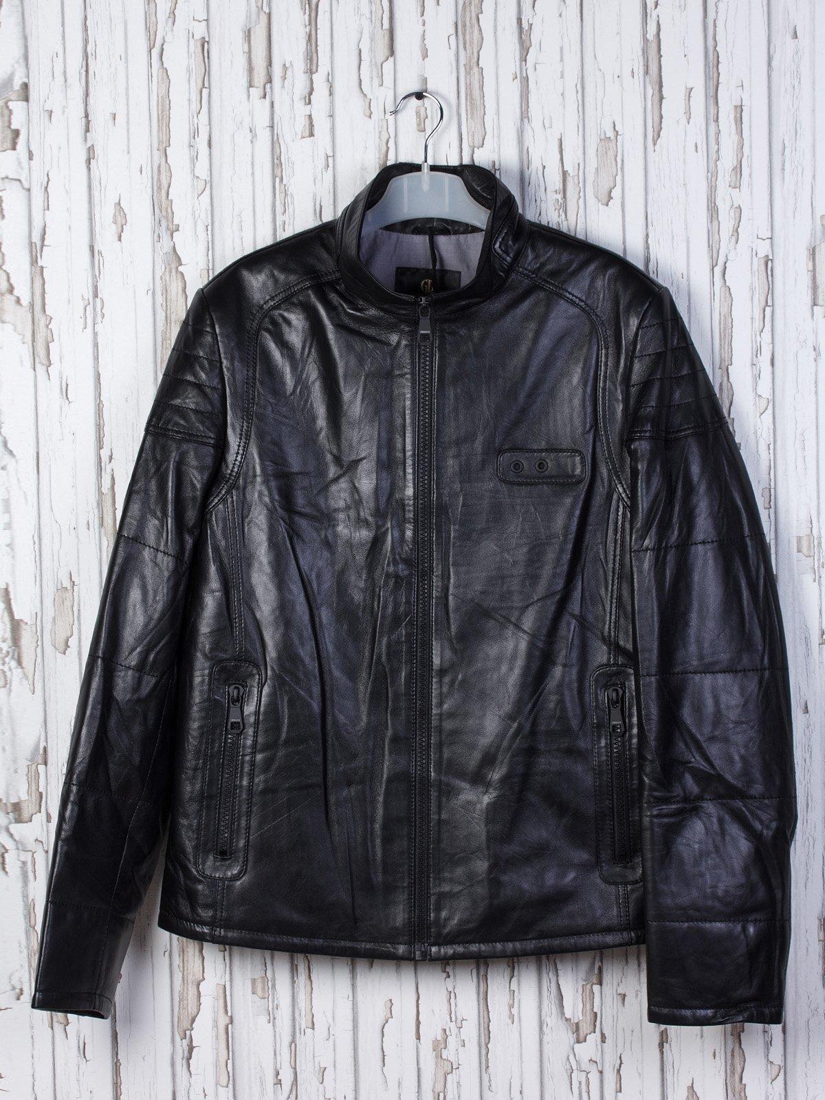 Куртка чорна | 2128666