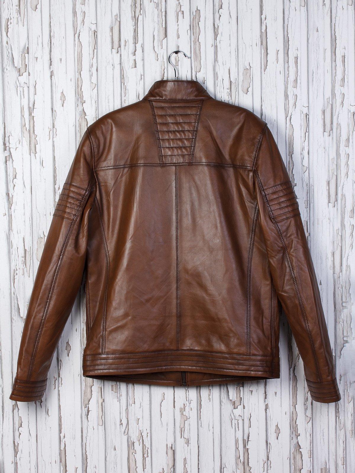 Куртка коричнева   2128663   фото 2
