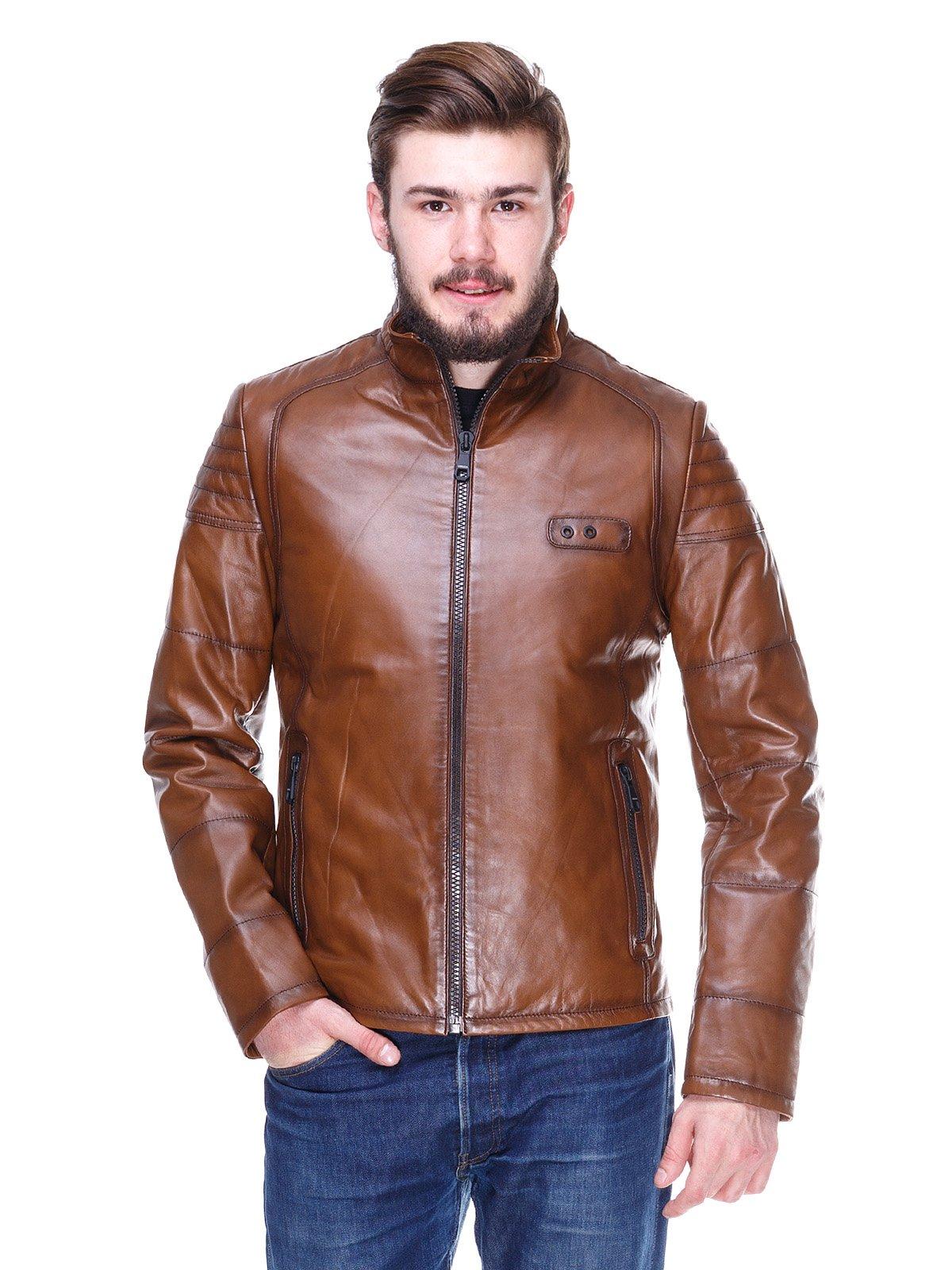 Куртка коричнева | 2128665