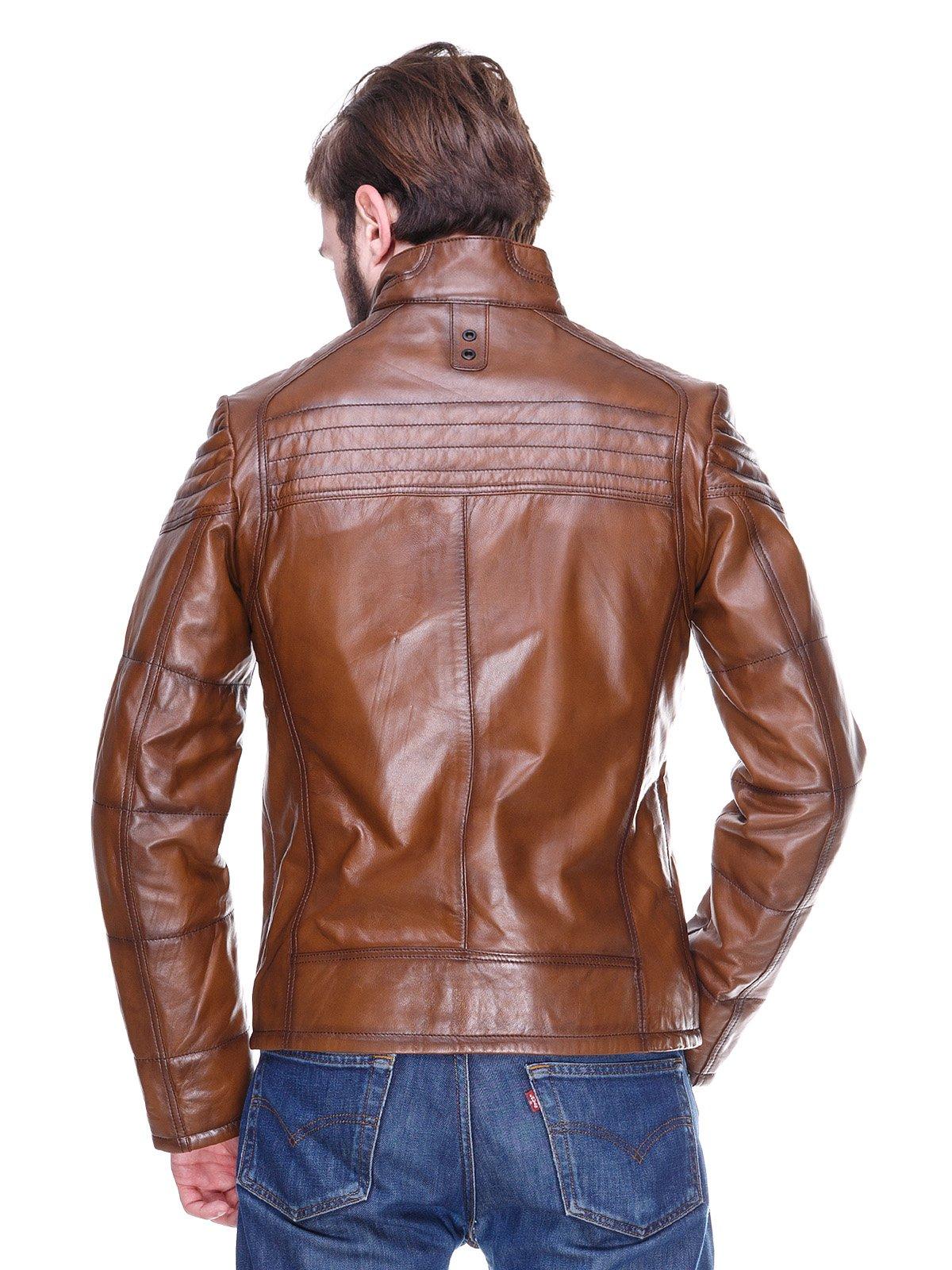 Куртка коричнева | 2128665 | фото 2