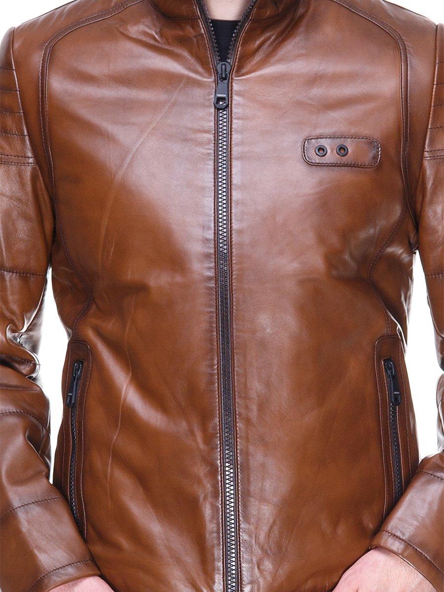 Куртка коричнева | 2128665 | фото 3