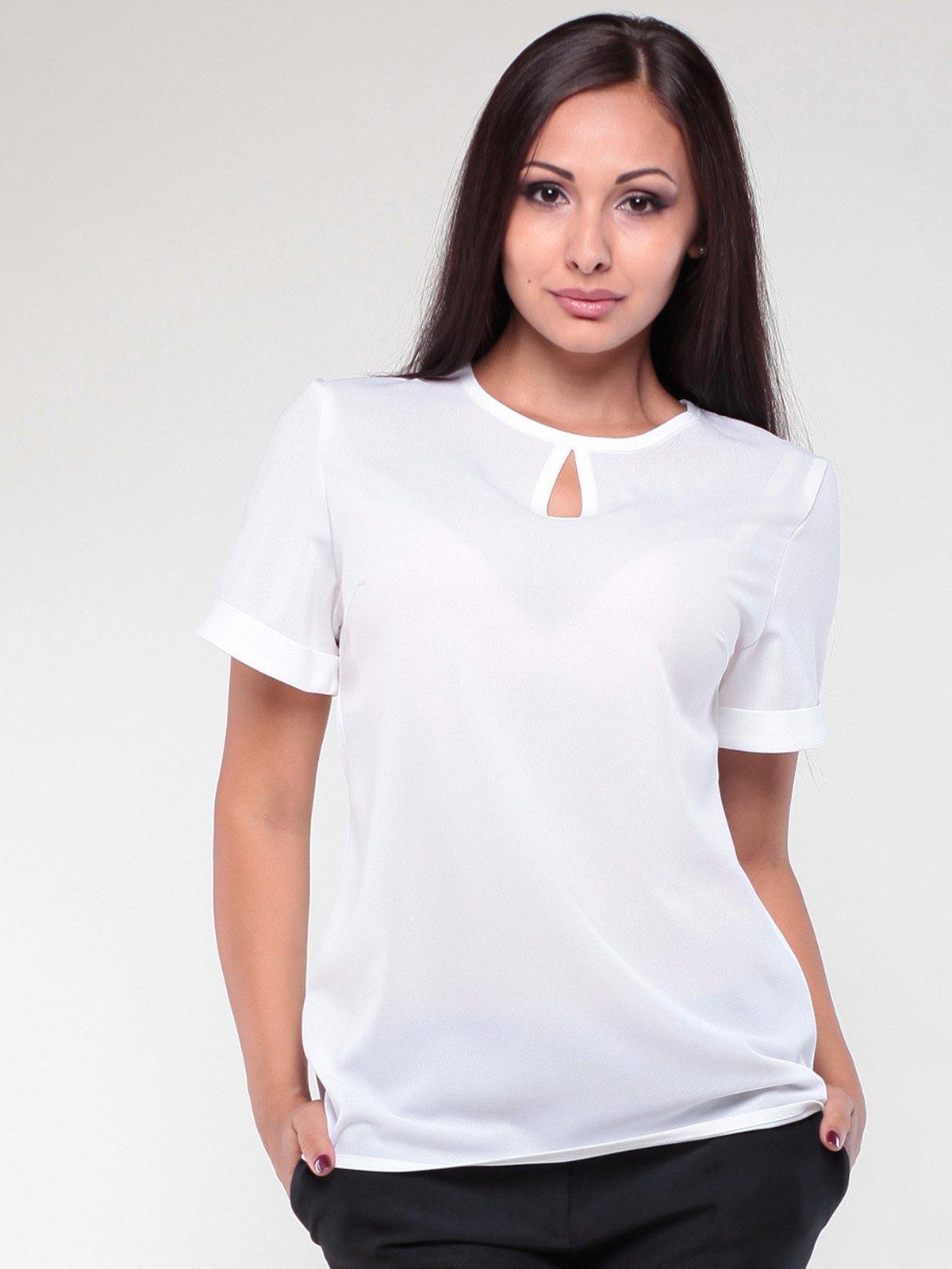 Блуза белая | 2144579