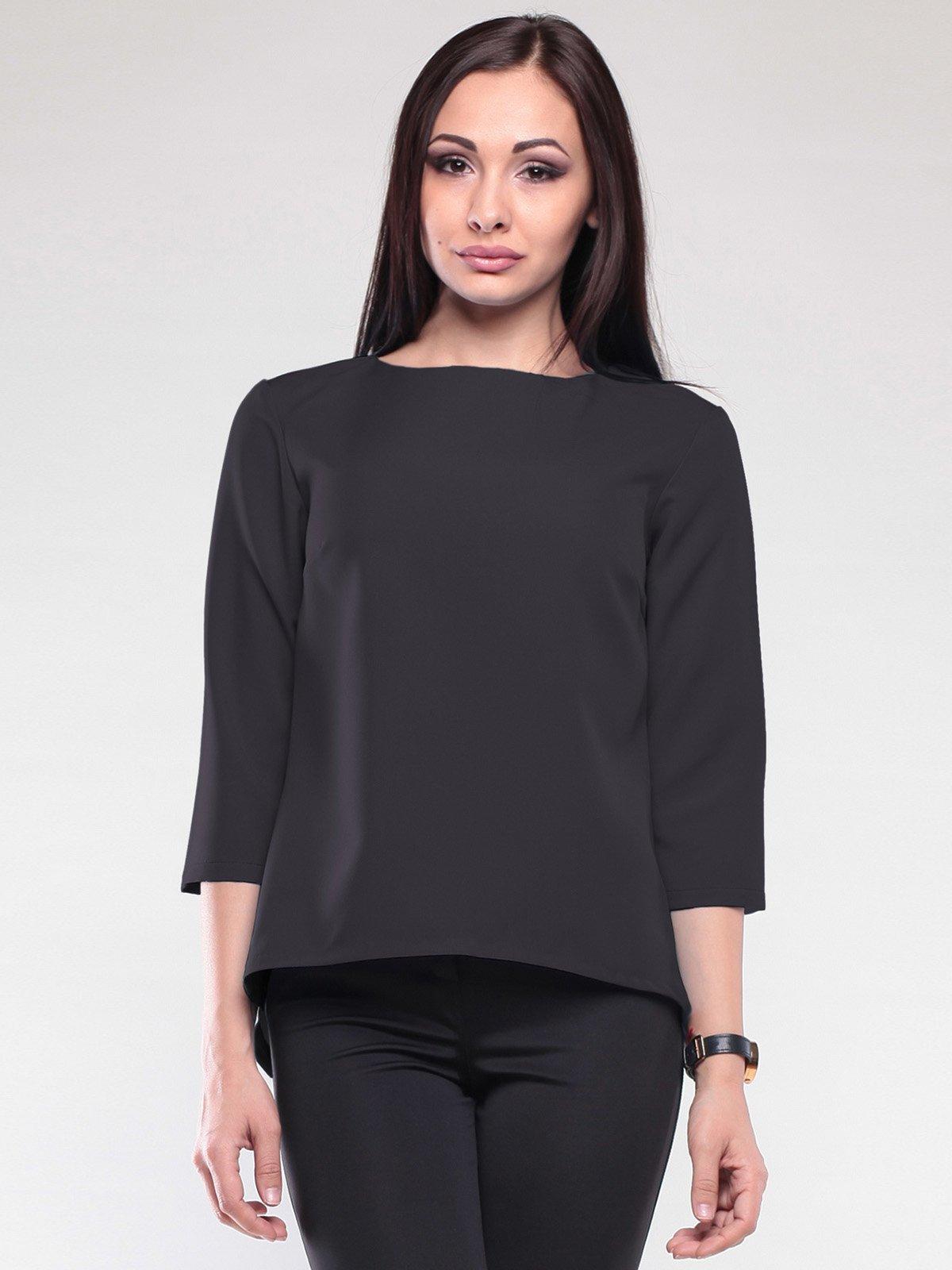 Блуза черная | 2155846
