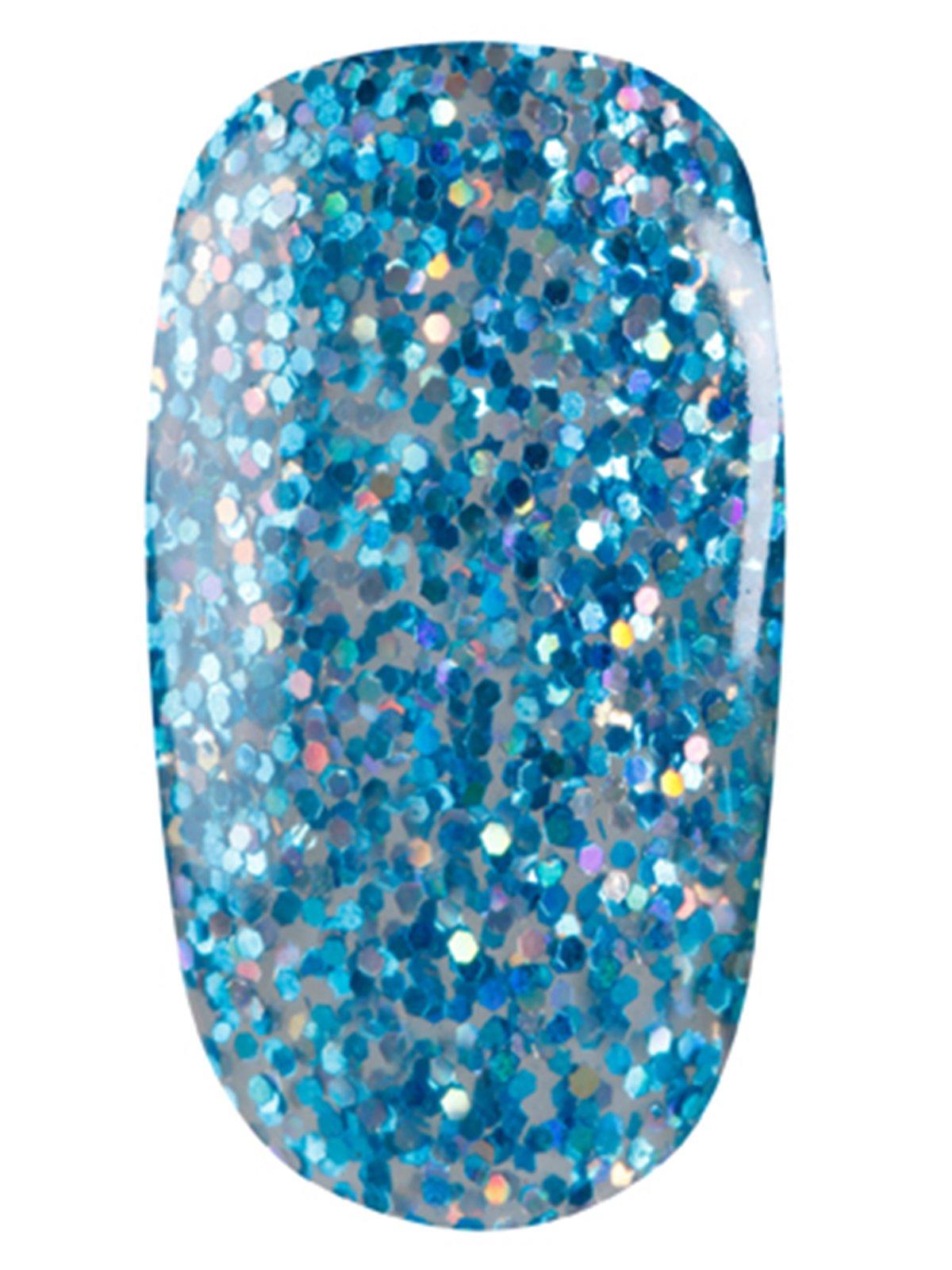 Гель-лак для нігтів Blue Sparks - №048 (15 мл)   2175430