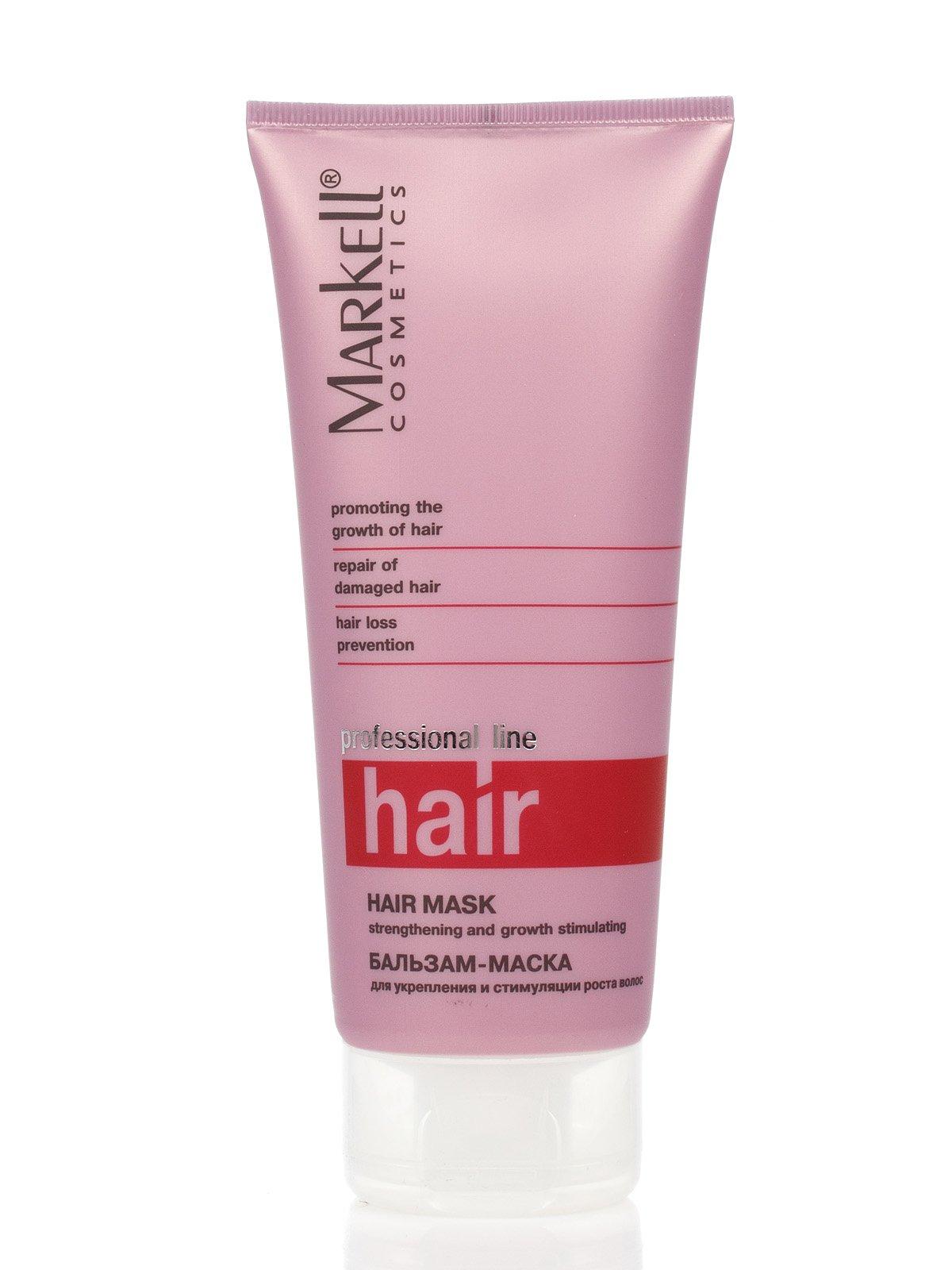 Бальзам-маска для укрепления и стимулирования роста волос (200 мл) | 2168653