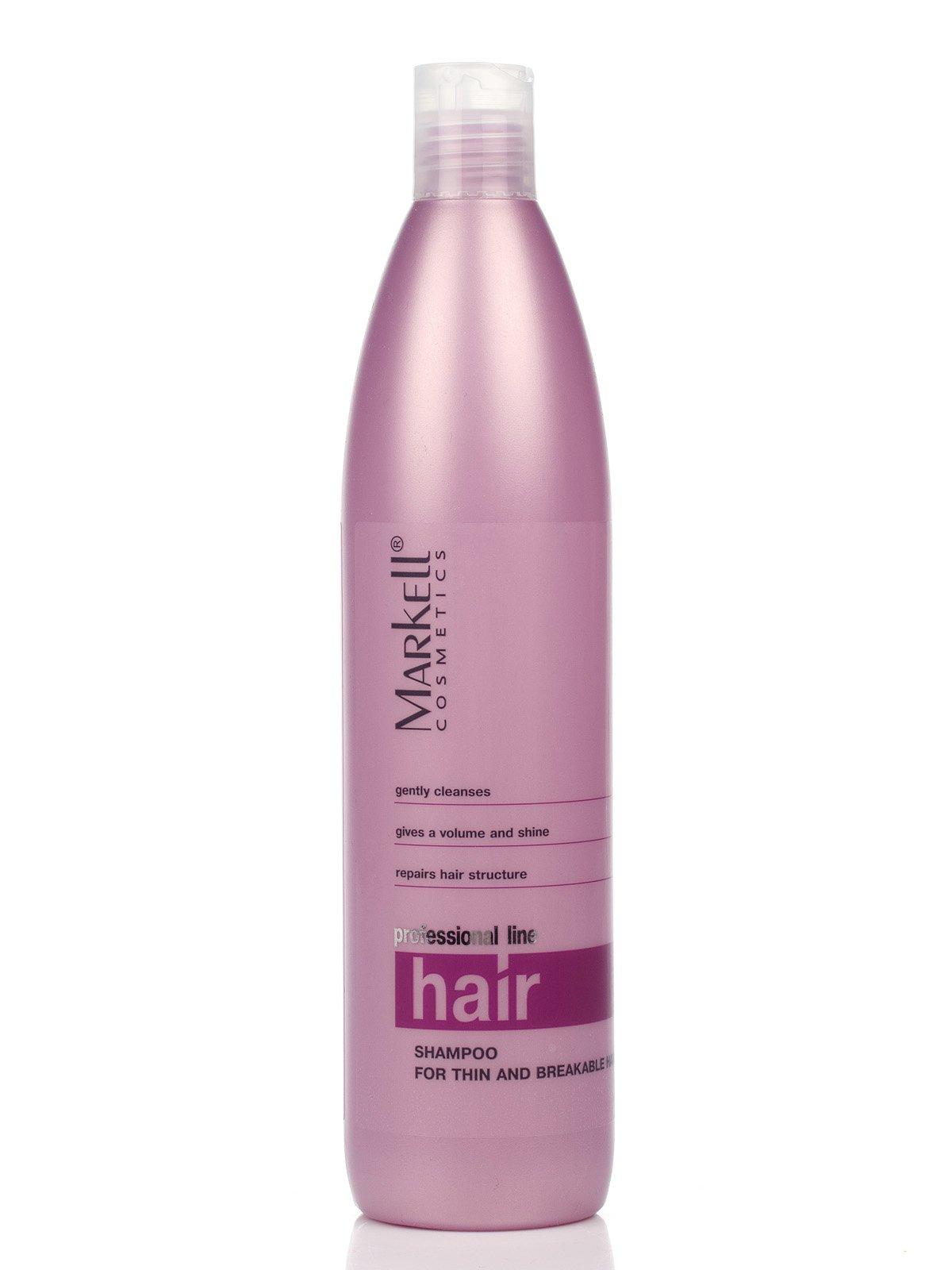 Шампунь для тонкого і ламкого волосся (500 мл) | 2168666