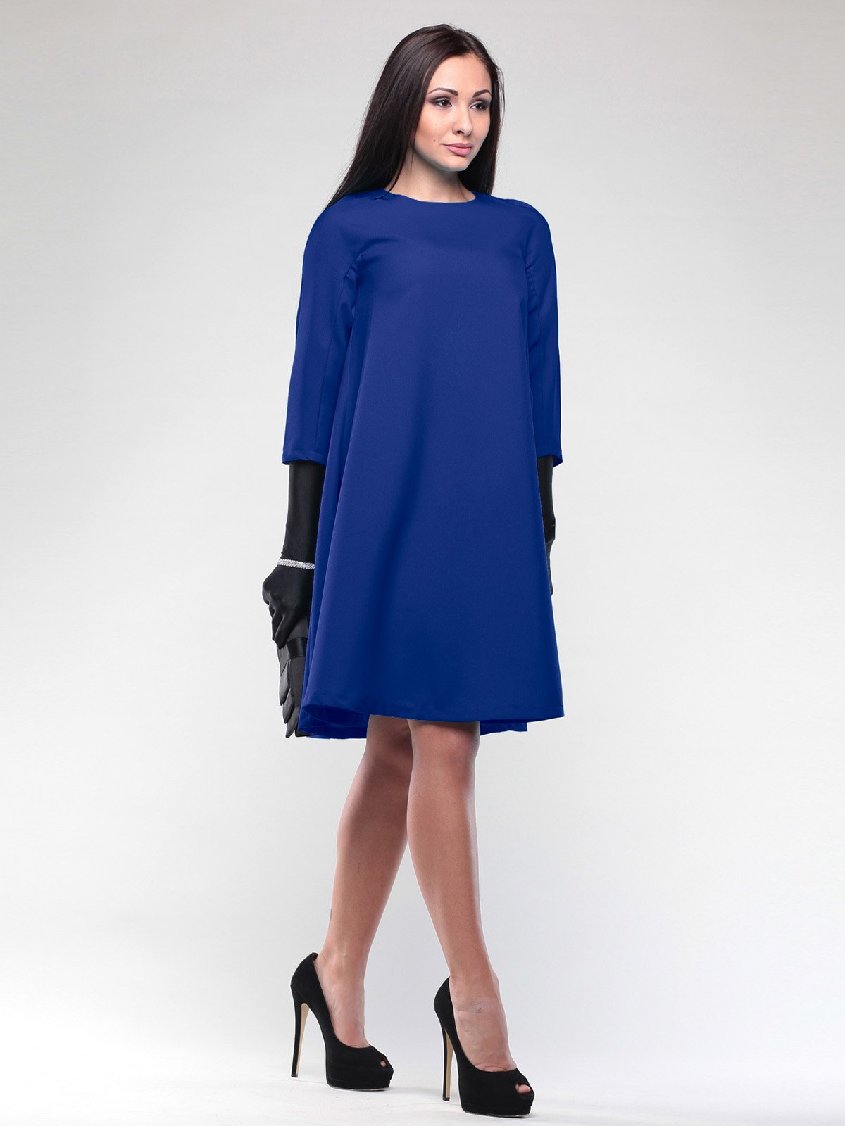 Платье синее | 2178519