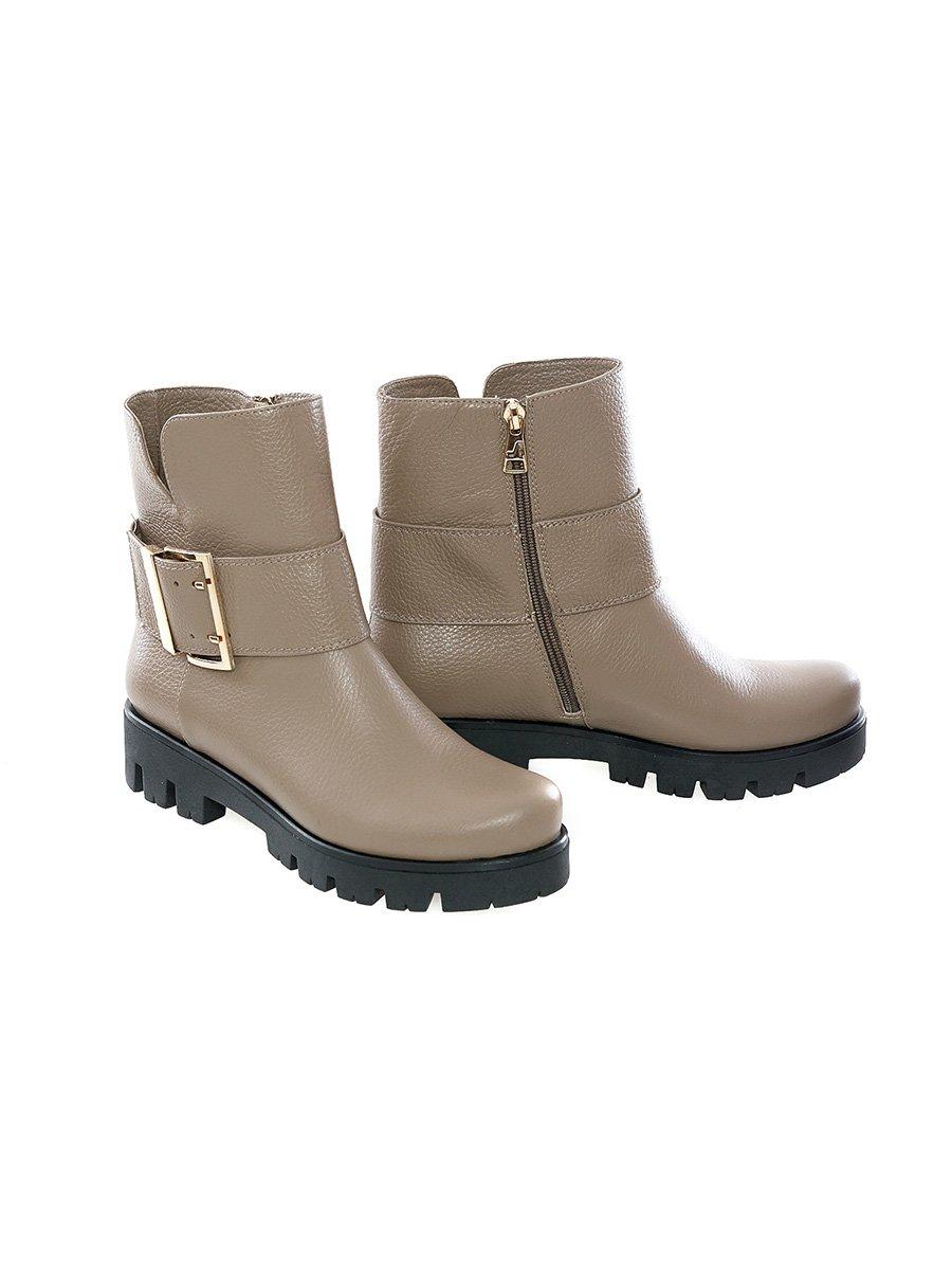 Ботинки коричневые | 2186533 | фото 2