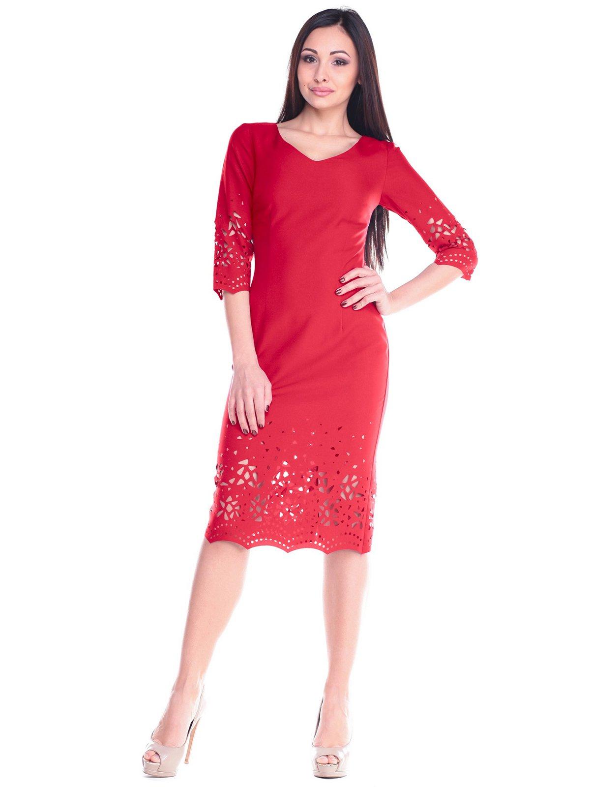 Сукня червона | 2175611