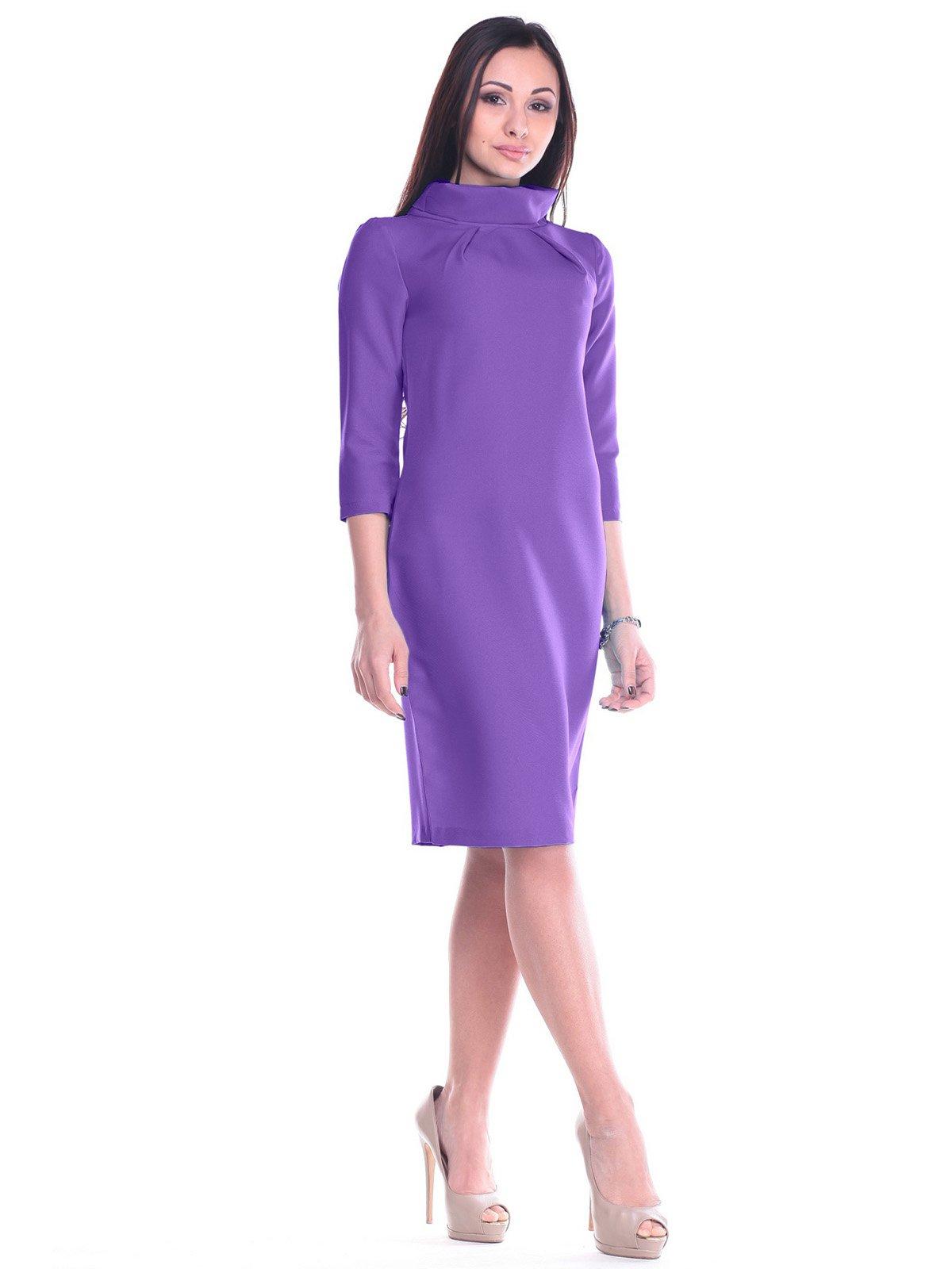 Сукня фіалкового кольору | 2195952