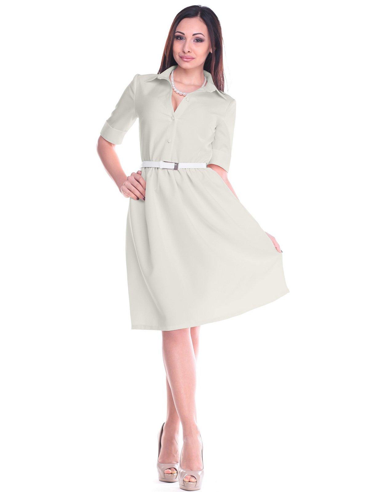 Сукня молочного кольору   2200353