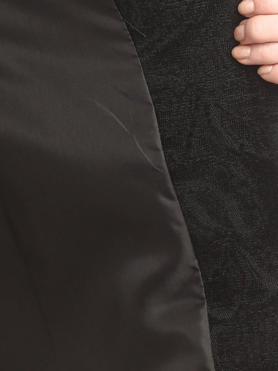 Пальто черное | 2213783 | фото 5