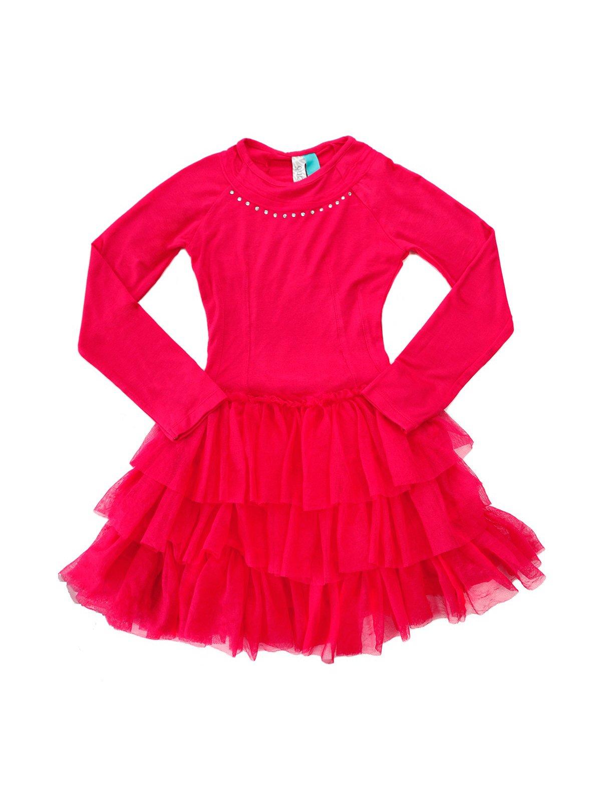 Платье красное | 2228517