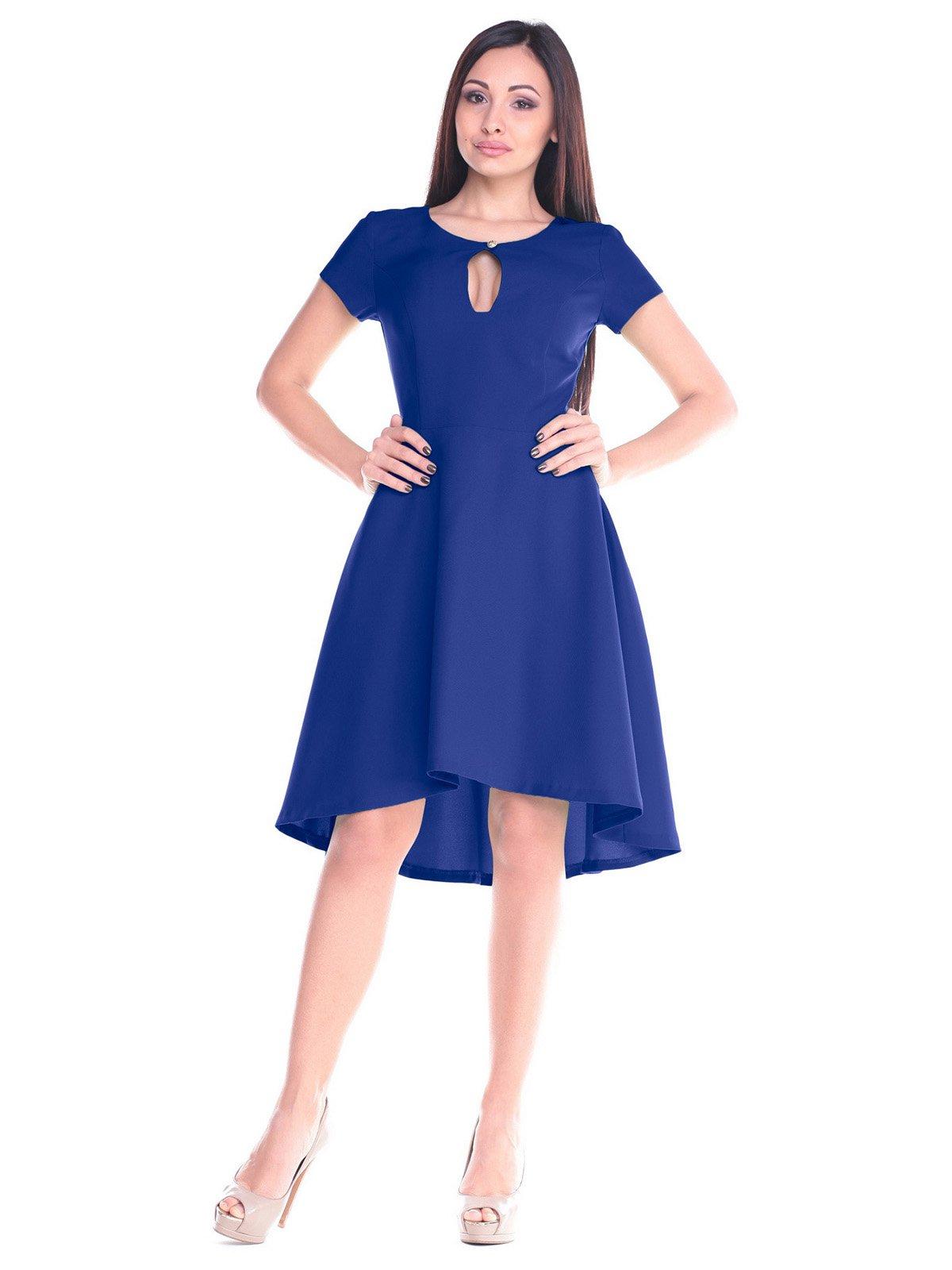 Сукня кольору електрик   2235327