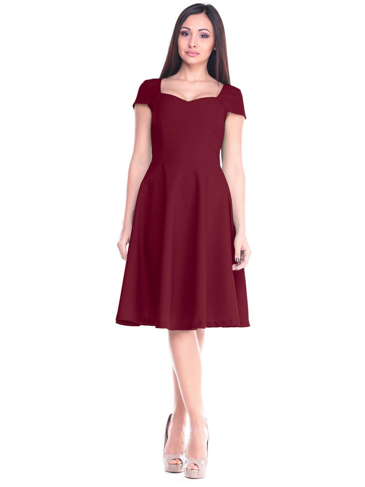 Сукня сливового кольору | 2235345