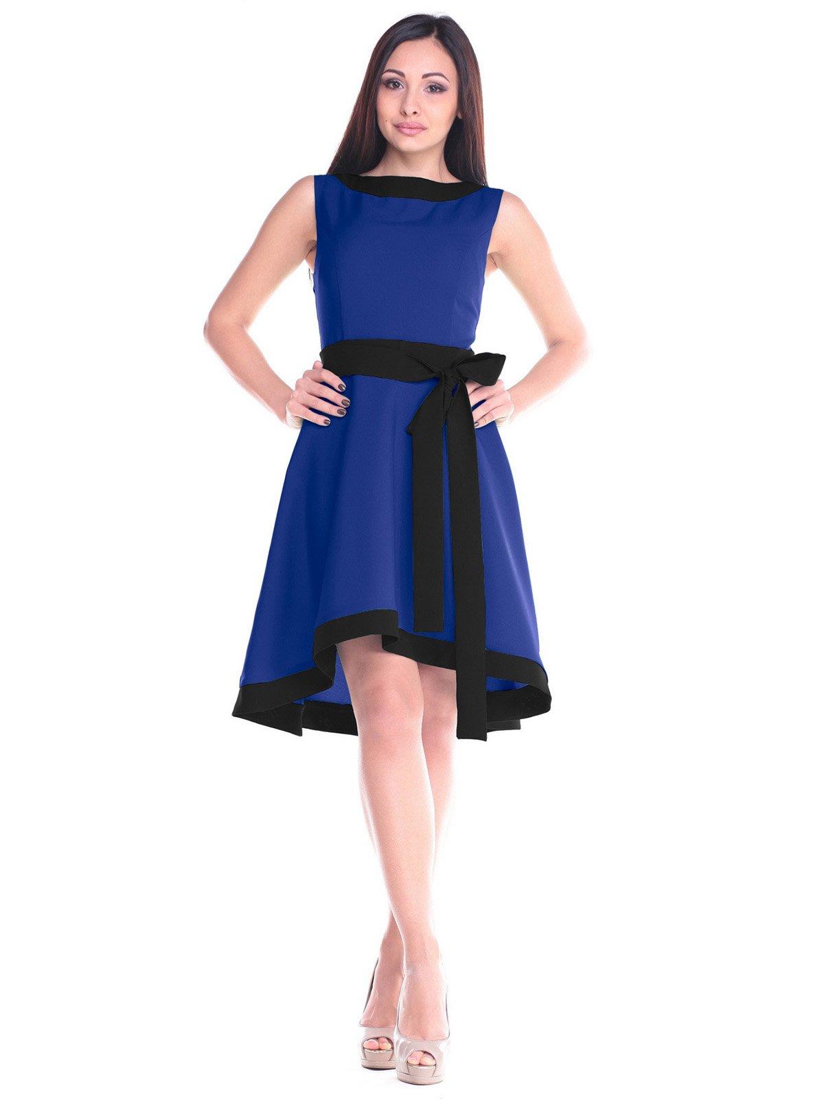 Платье цвета электрик | 2235368