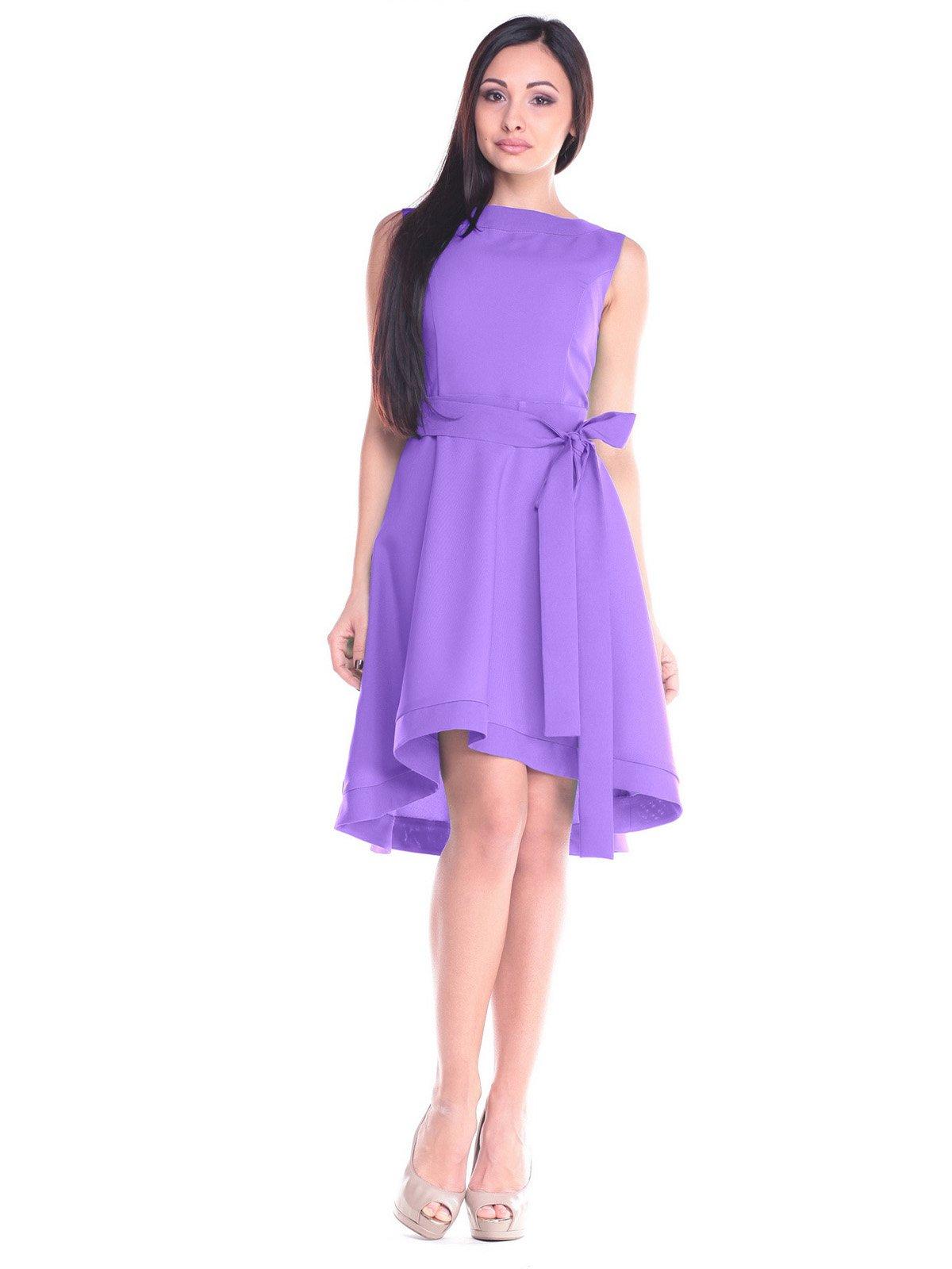 Сукня світло-фіалкова | 2235374