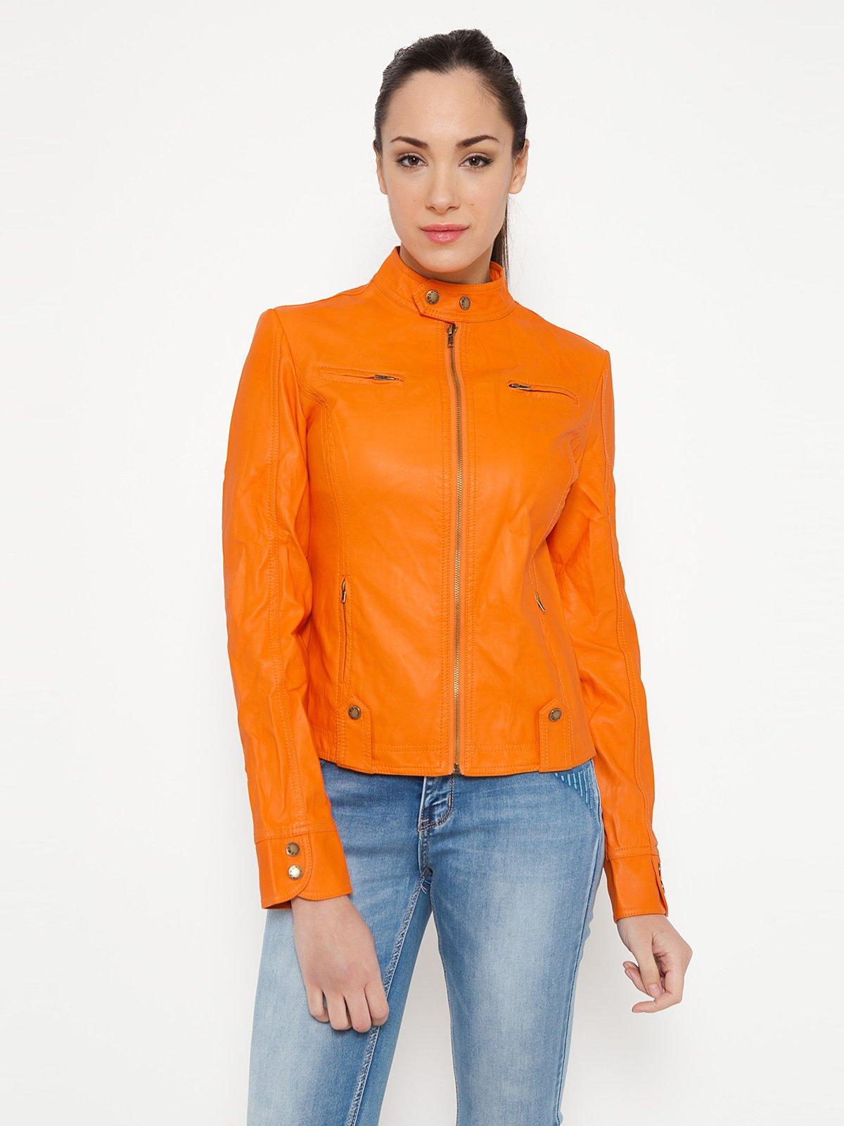 Куртка оранжевая | 2238828