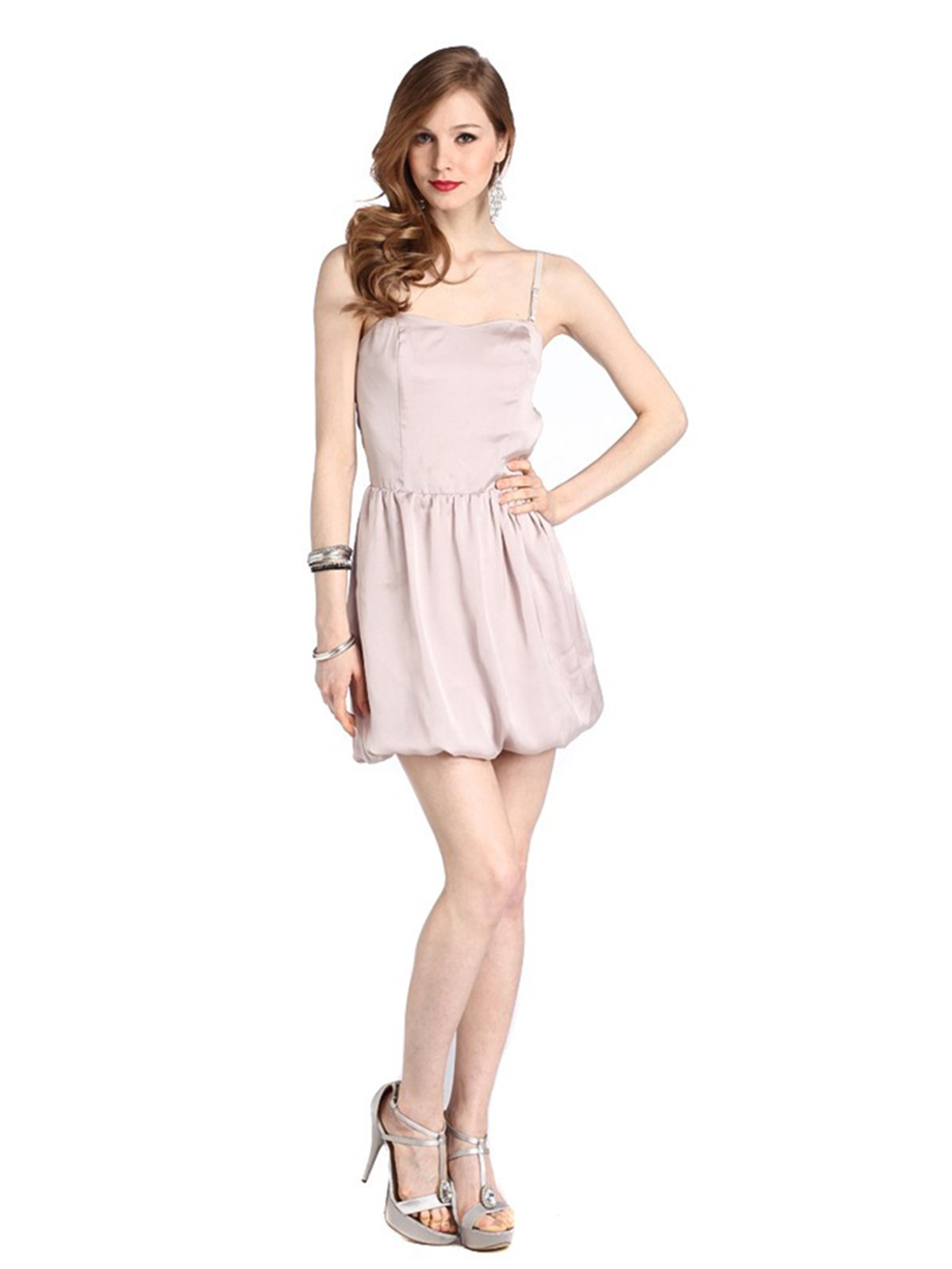 Платье светло-розовое   2243231