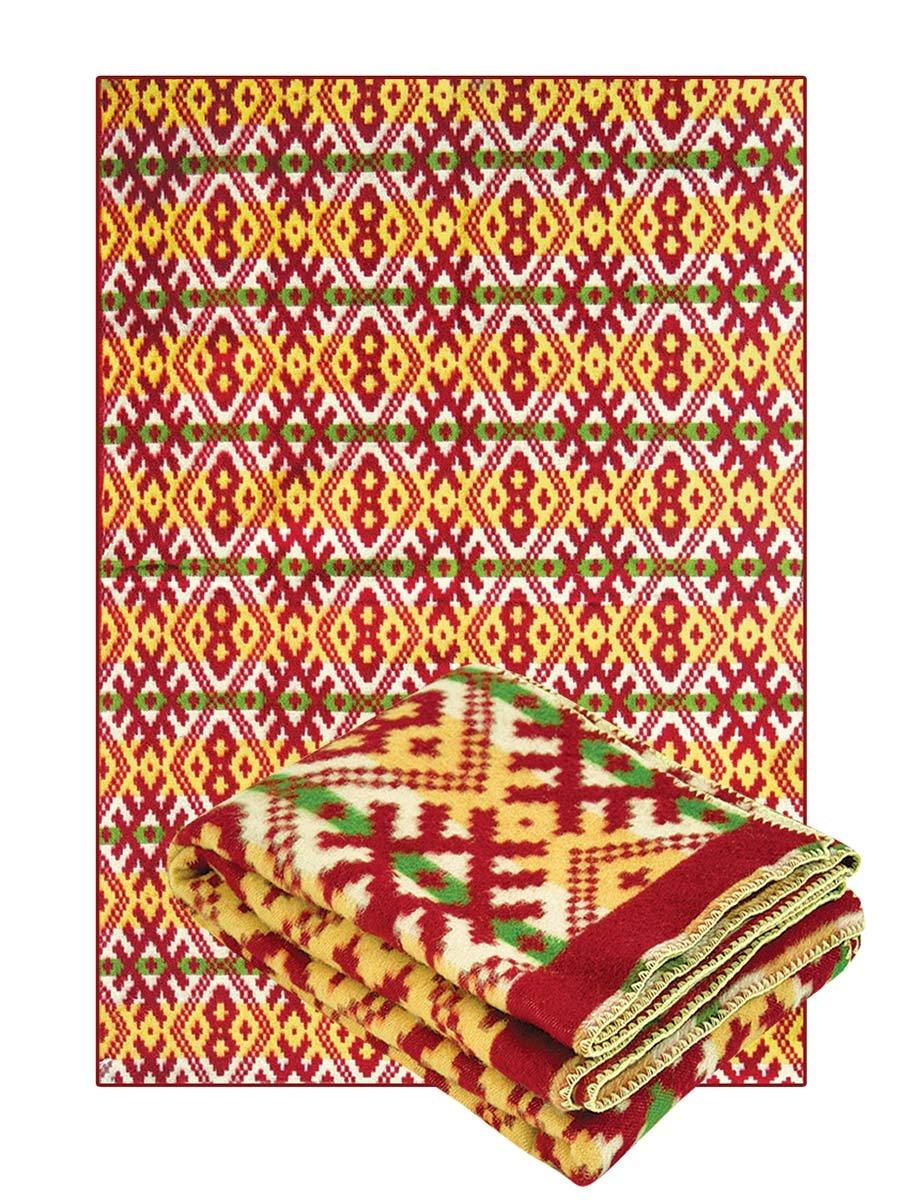 Одеяло полушерстяное (140х205 см)   2252636