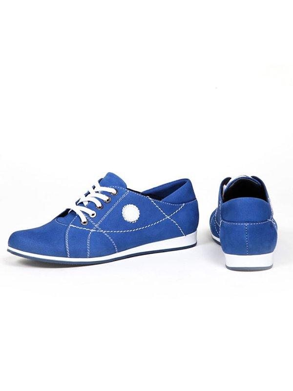 Туфли синие | 2255549