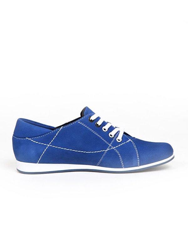 Туфли синие | 2255549 | фото 2