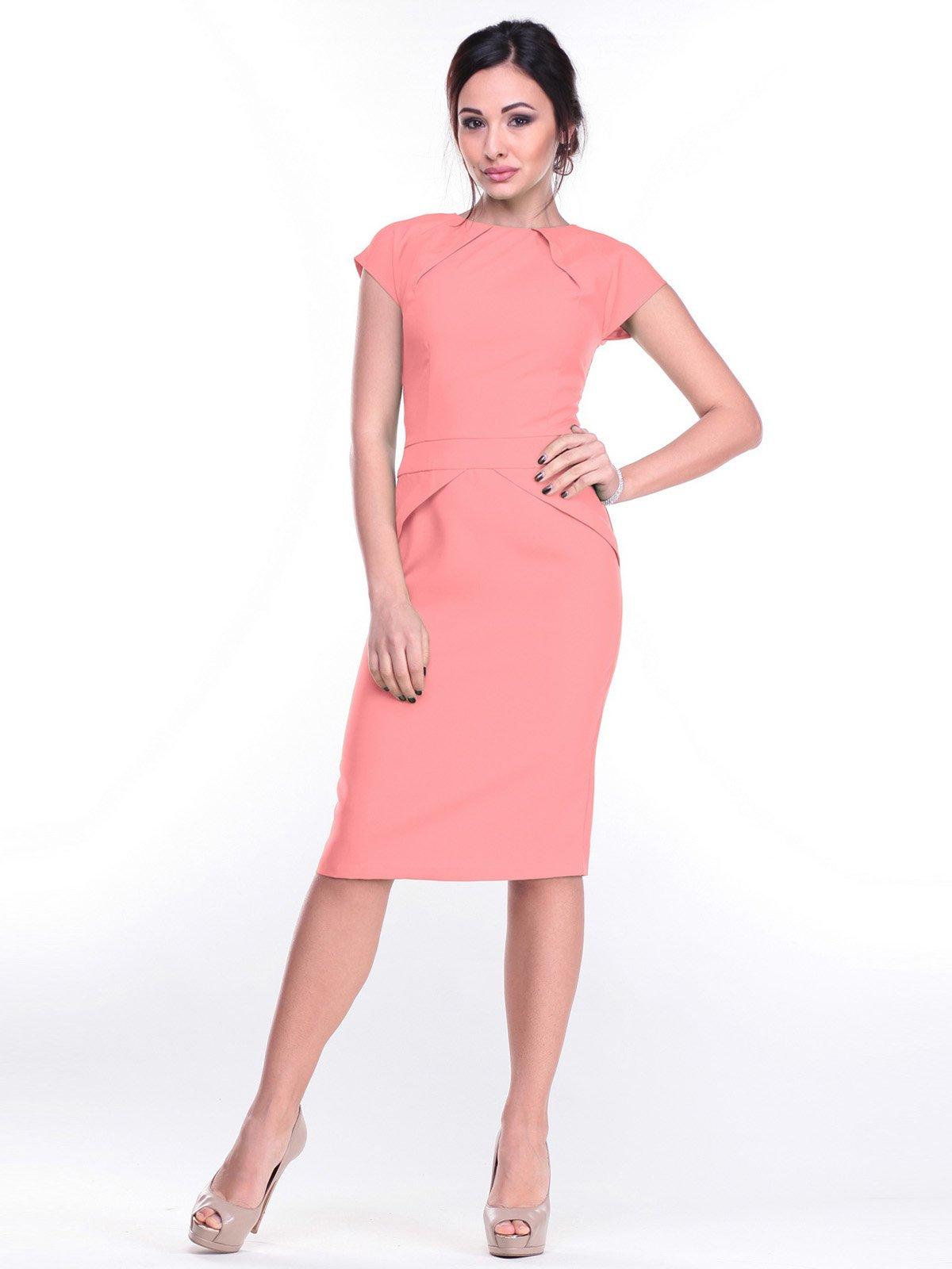 Сукня рожева | 2257560