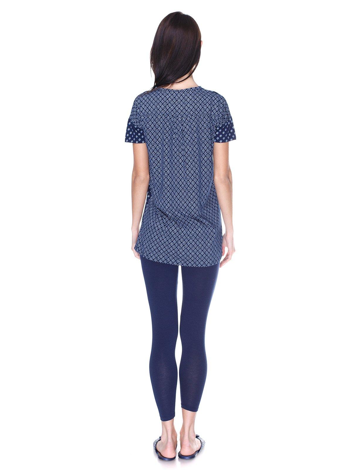 Пижама: футболка и капри | 1919257 | фото 2