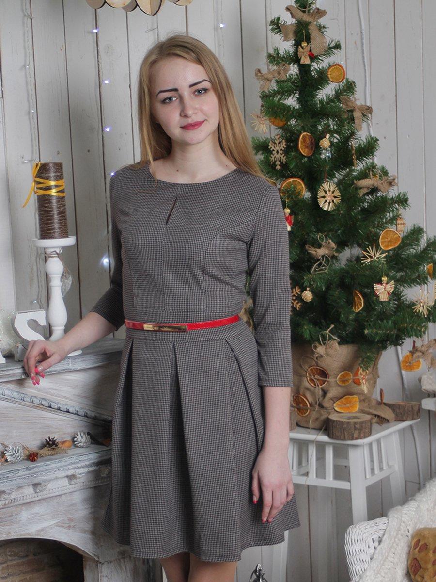 Платье серое | 2279003