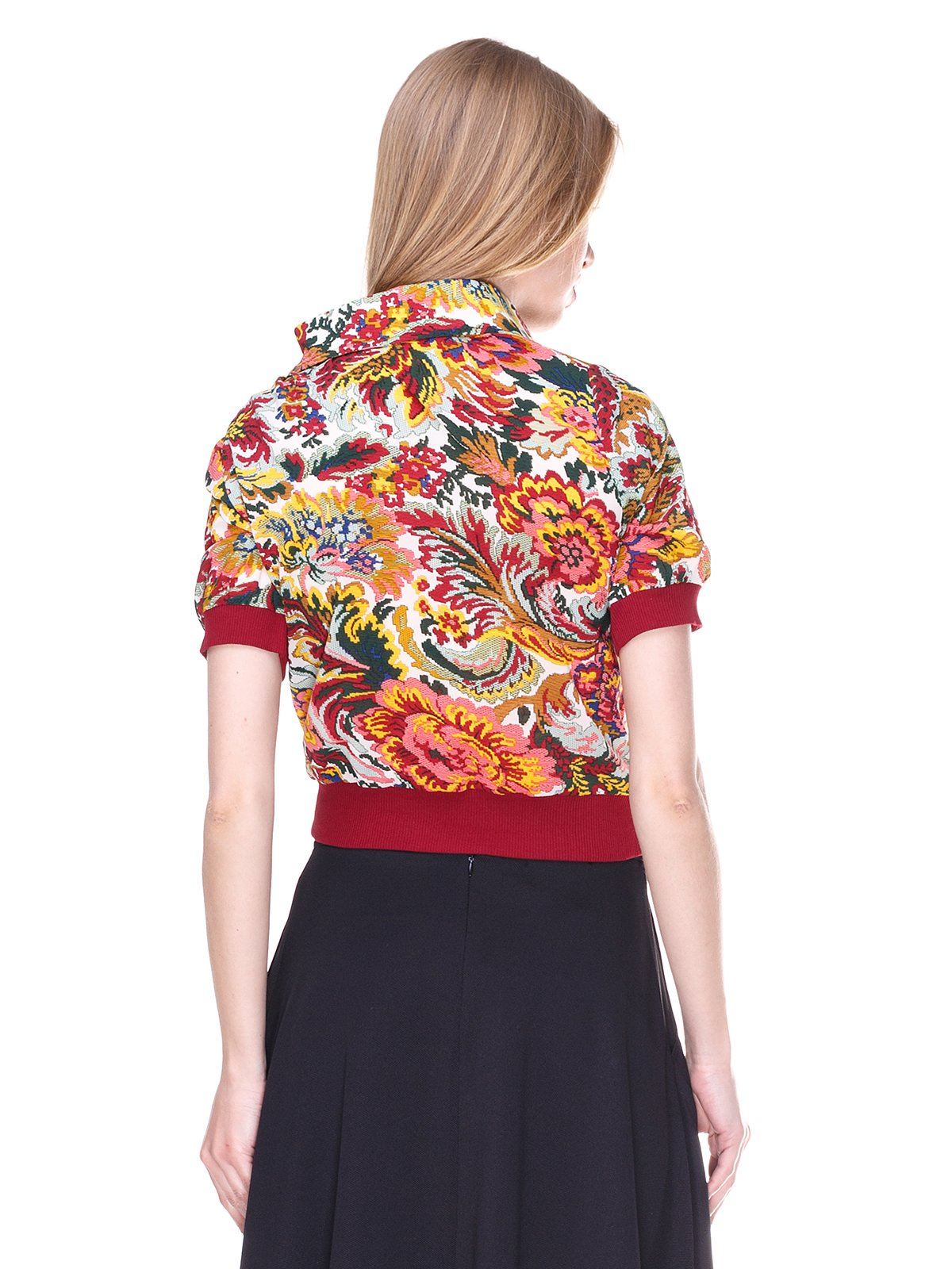 Блуза в квітковий принт | 2273968 | фото 2