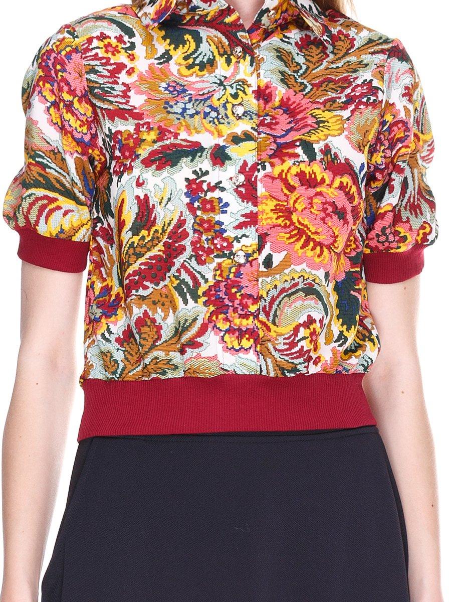 Блуза в квітковий принт | 2273968 | фото 3