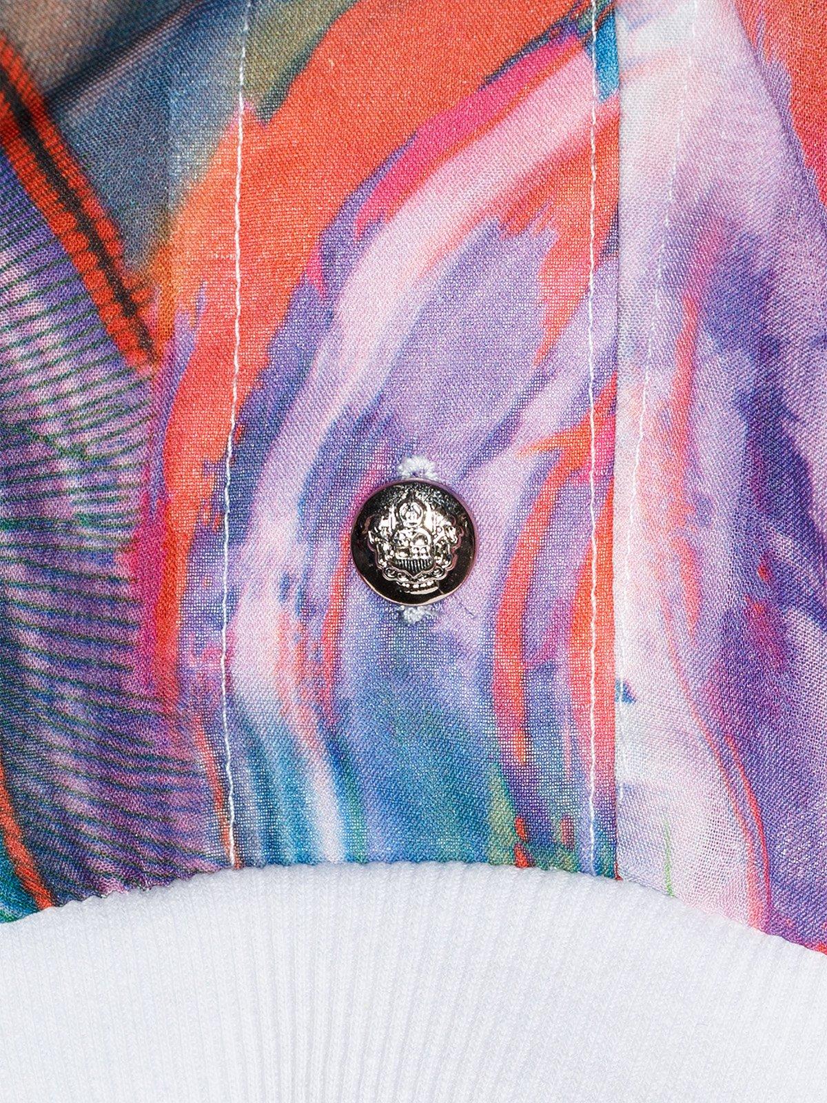 Блуза в принт | 2273969 | фото 5