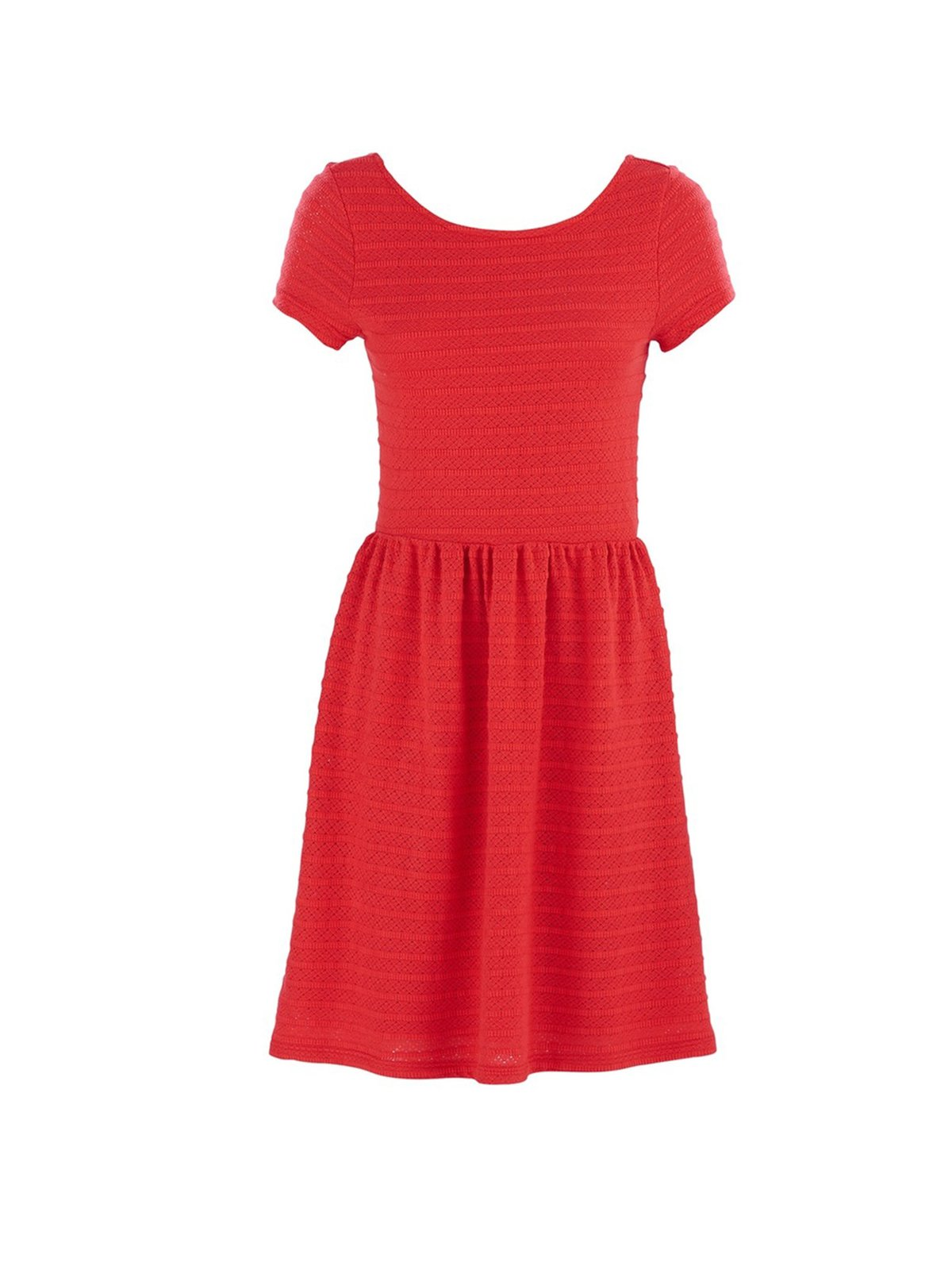 Платье кораллового цвета | 2287847 | фото 5