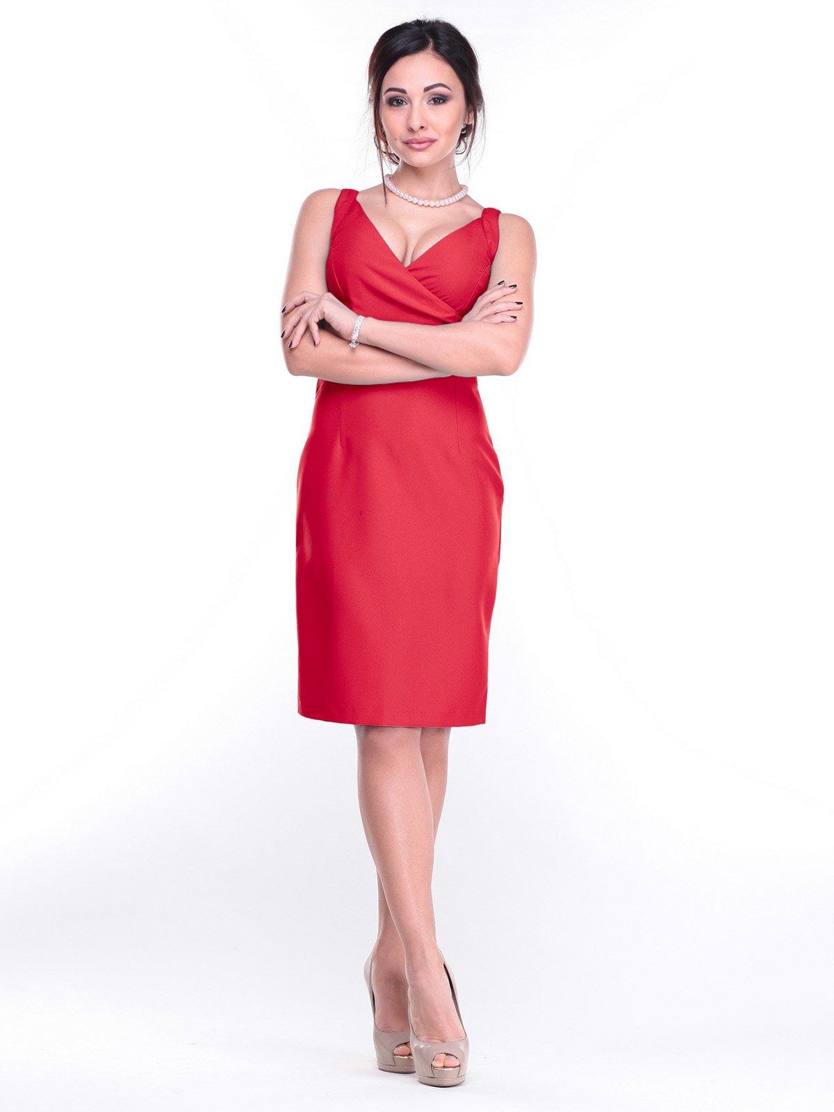 Сукня червона | 2281144