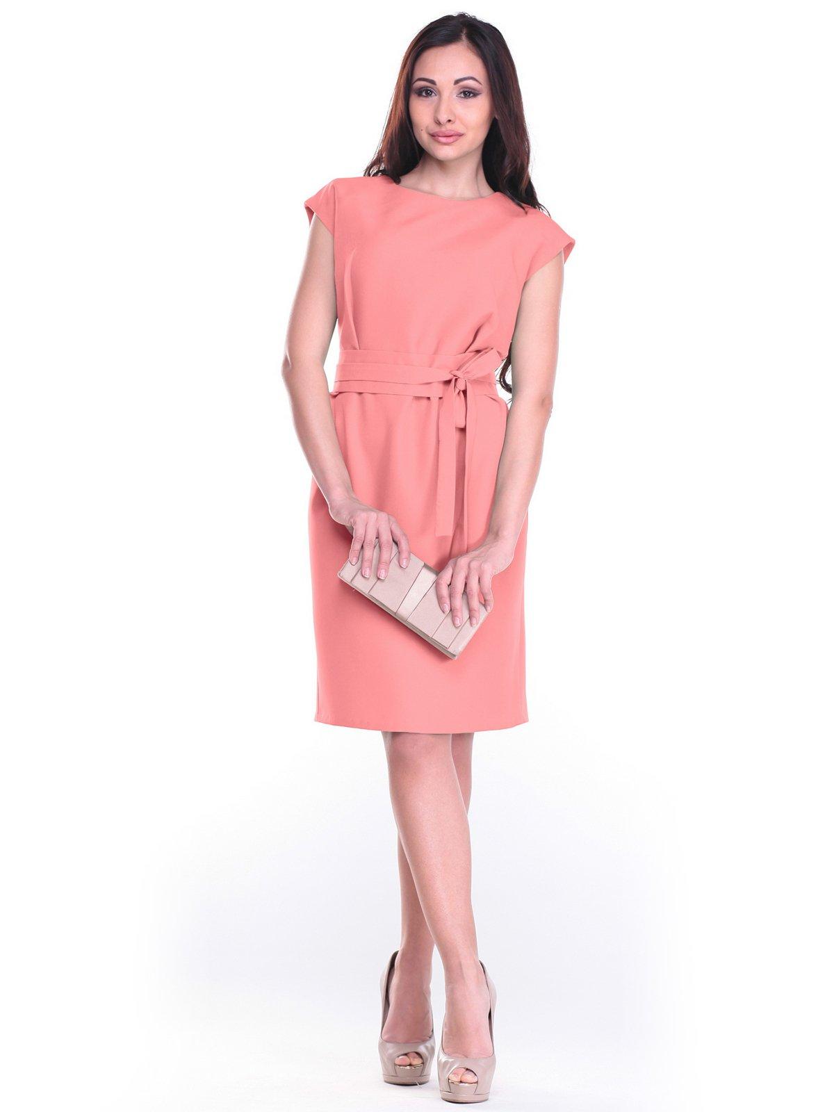 Сукня темно-персикового кольору | 2299597