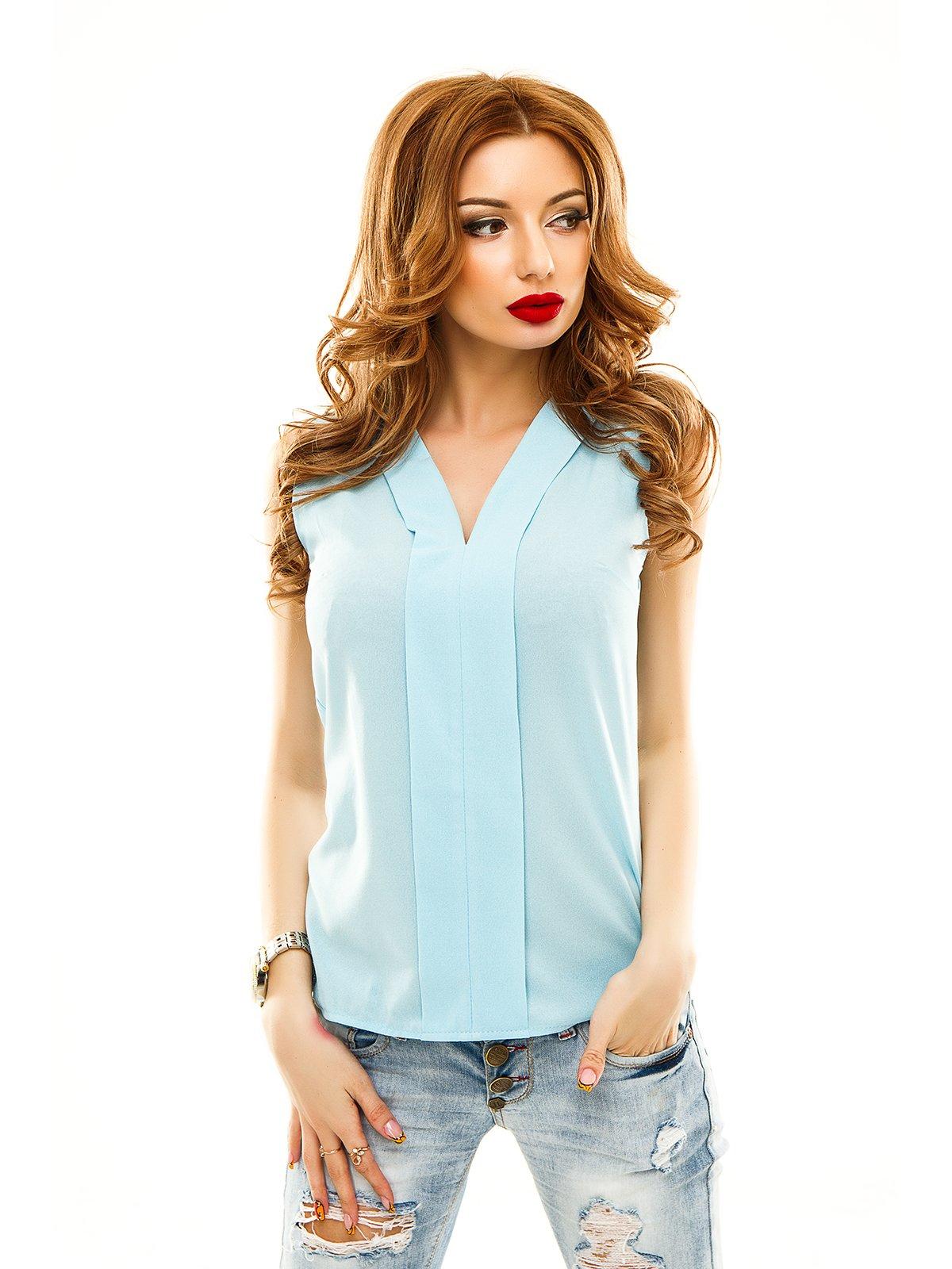 Блуза блакитна   2305420