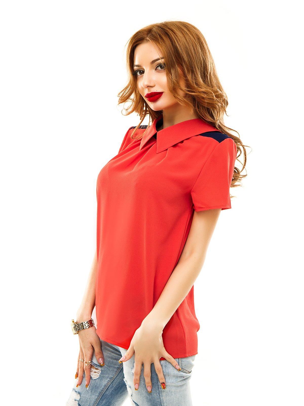 Блуза коралова   2305430