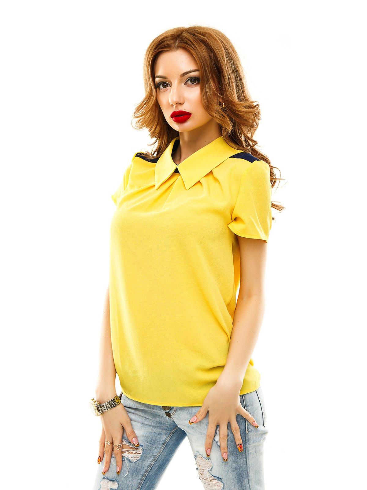 Блуза жовта | 2305431