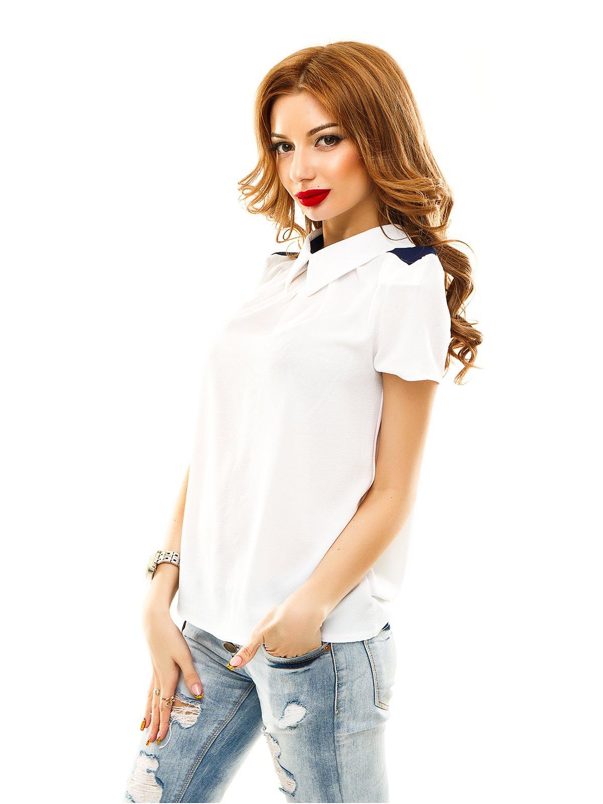 Блуза біла   2305433