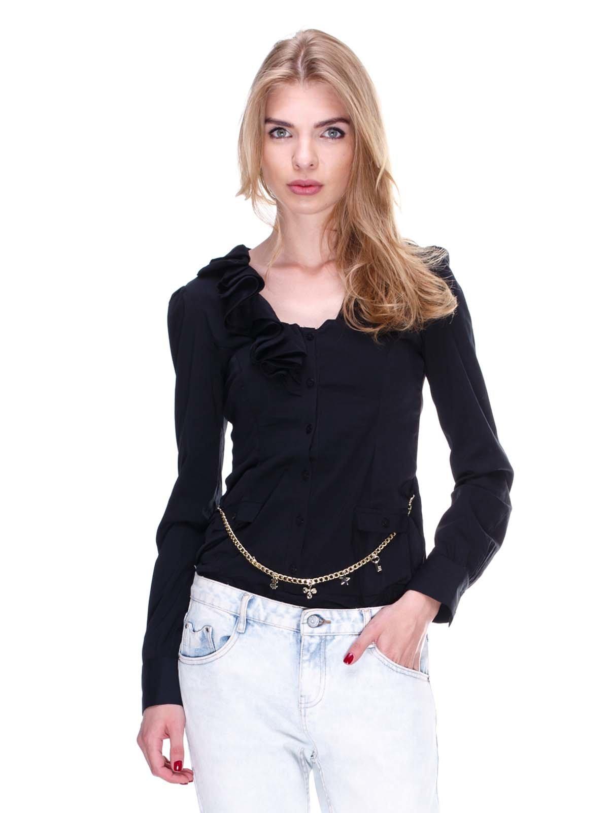 Блуза черная | 2309151