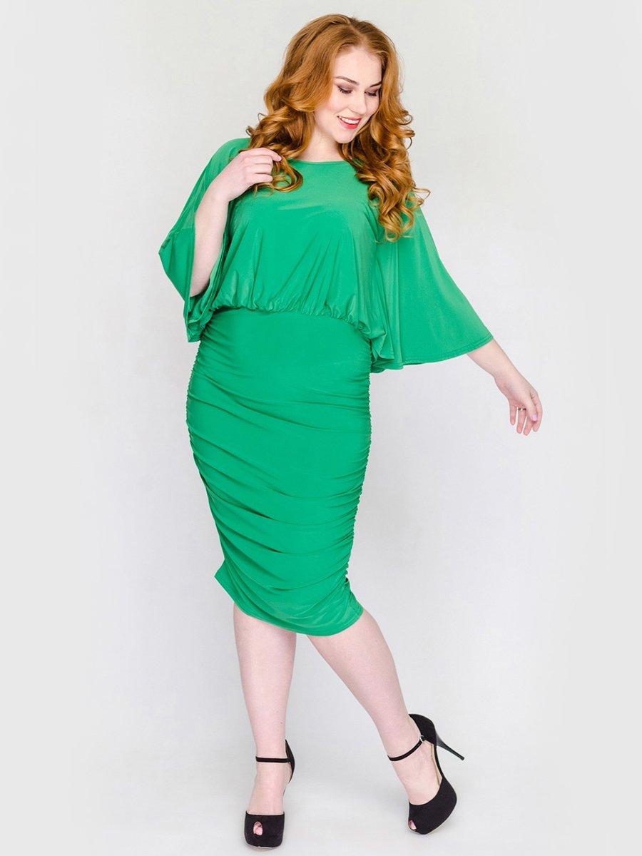 Платье зеленое | 2317506