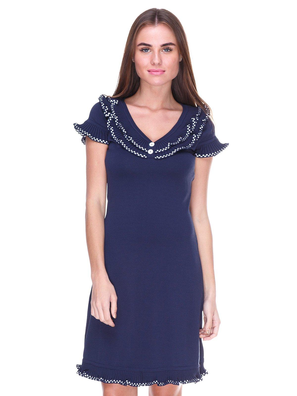 Сукня темно-синя | 2316447