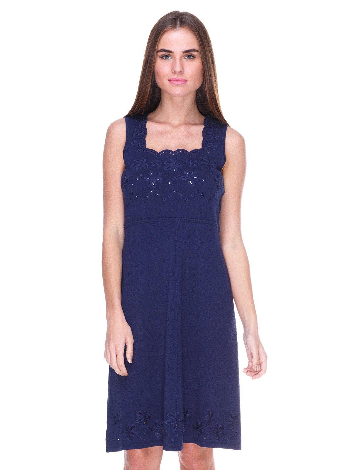 Сукня темно-синя | 2316430