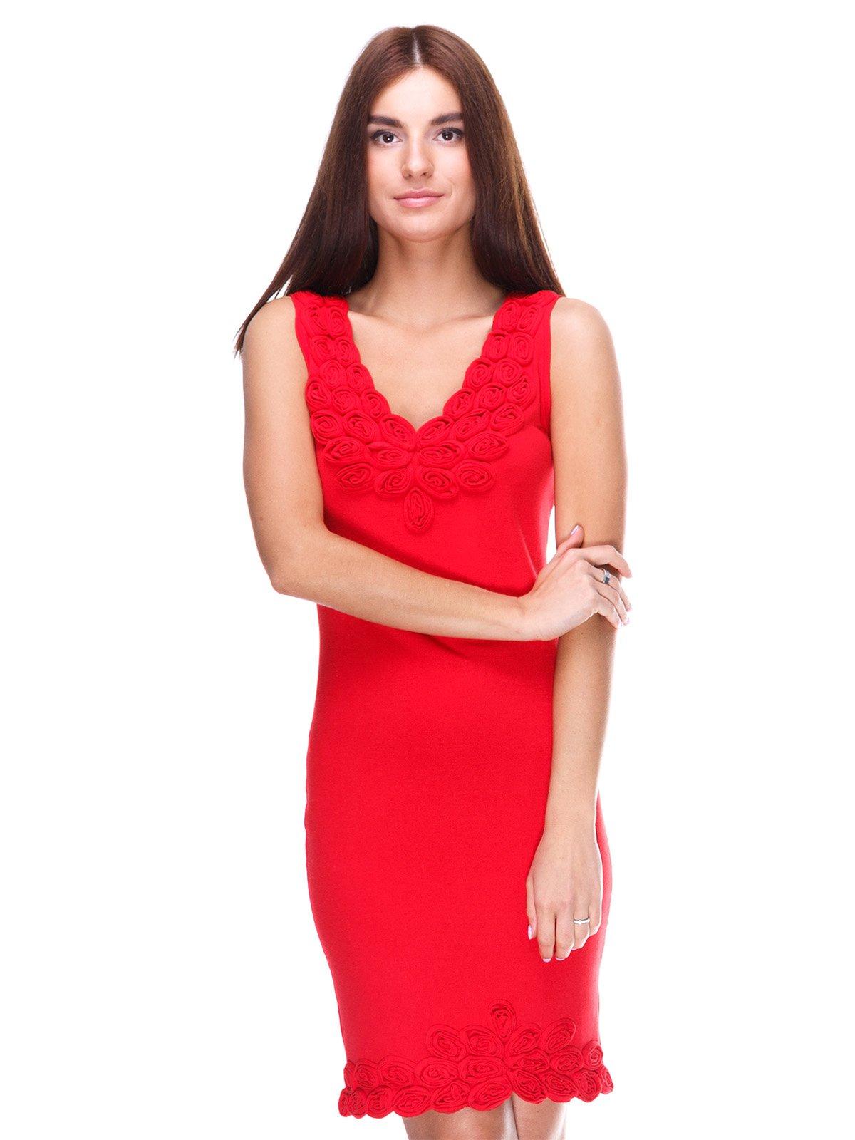Сукня червона | 2316439